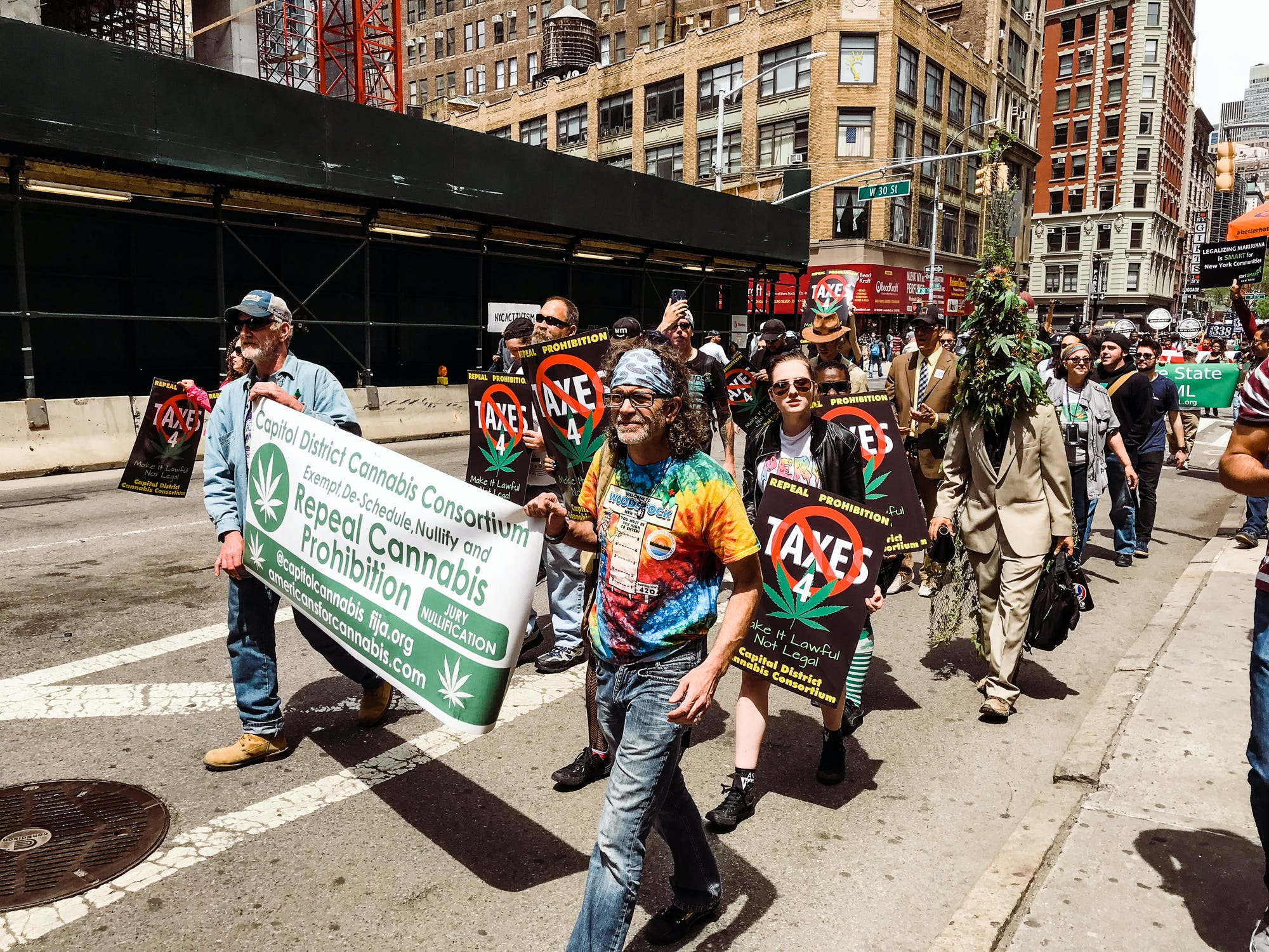 IMG 0909 Manhattans District Attorney Will No Longer Prosecute Low Level Cannabis Crimes