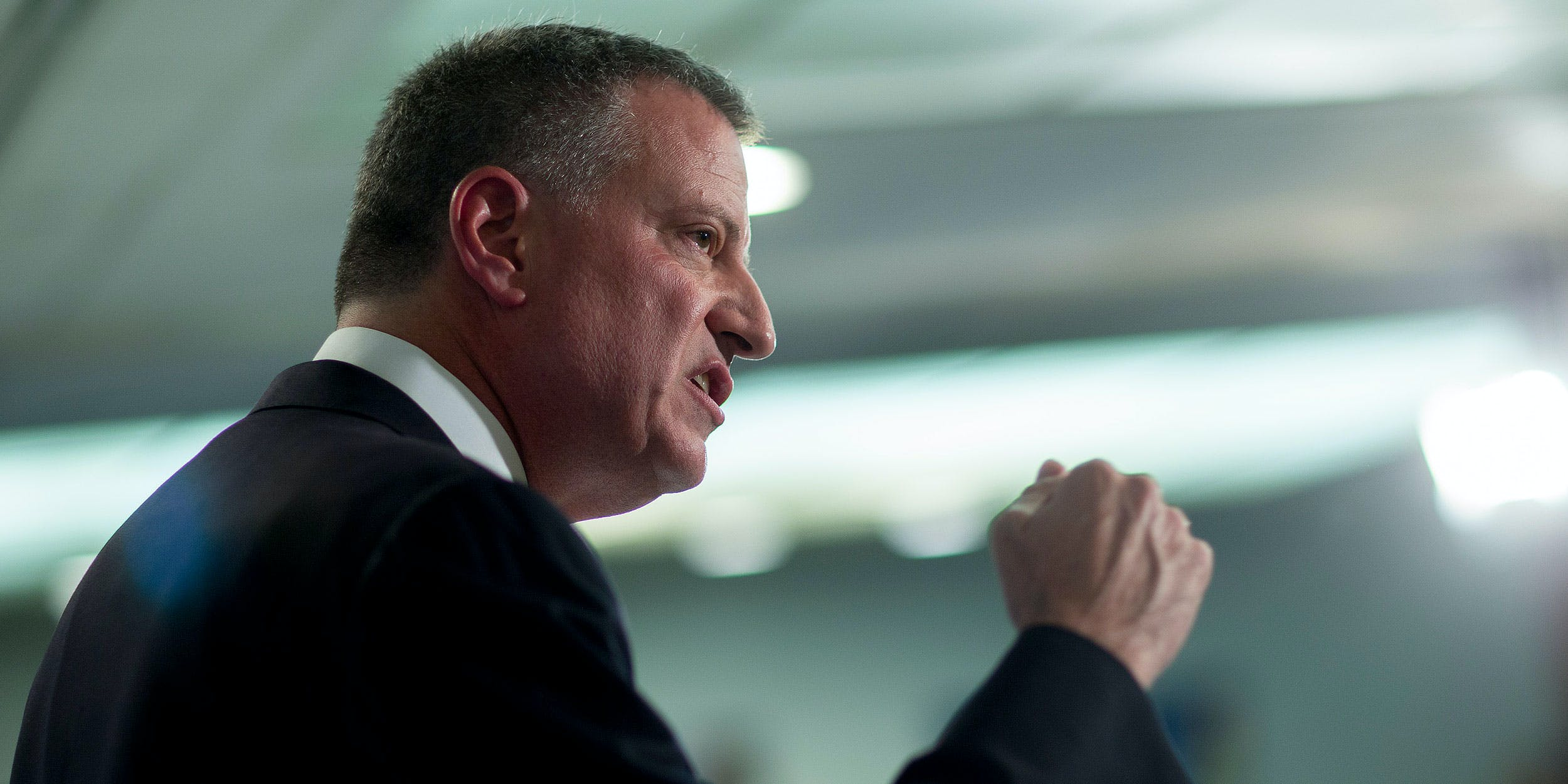 NYC Mayor de Blasio Tells The NYPD To Stop Arresting People For Smoking Weed