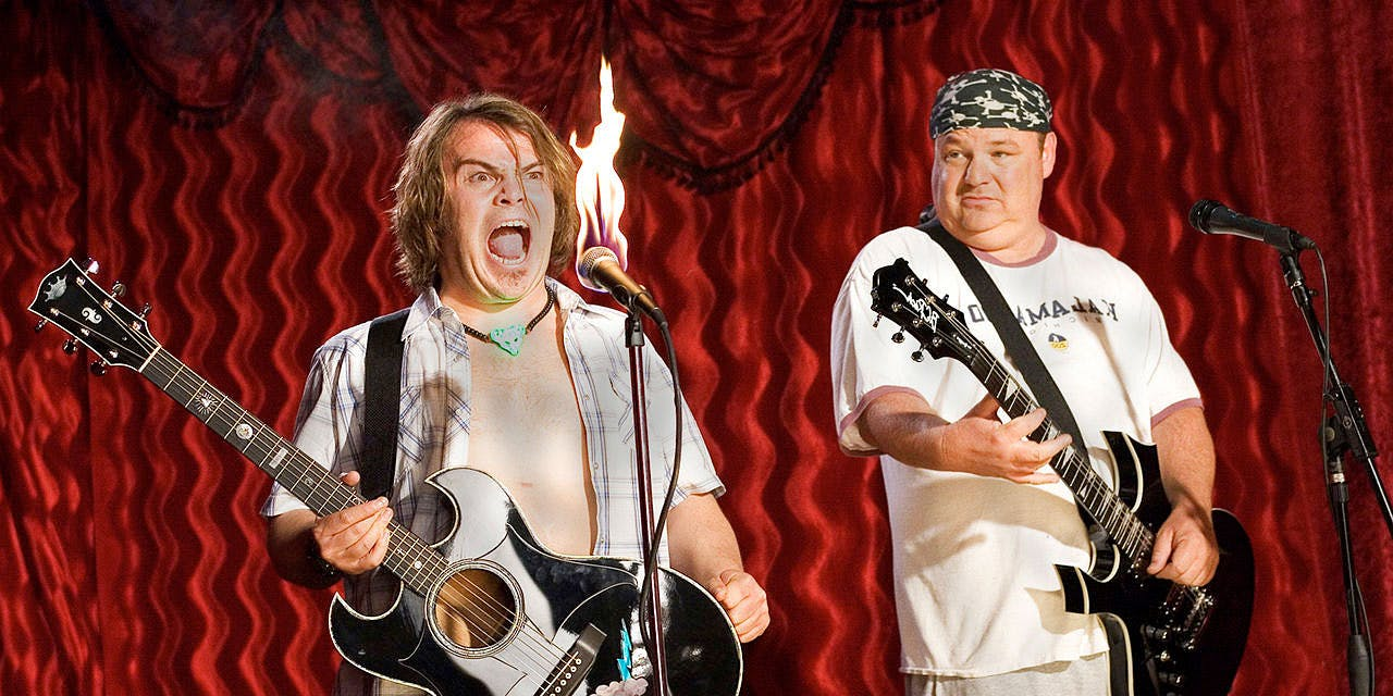 Tenacious D Announce A Sequel To 'Pick Of Destiny' Movie