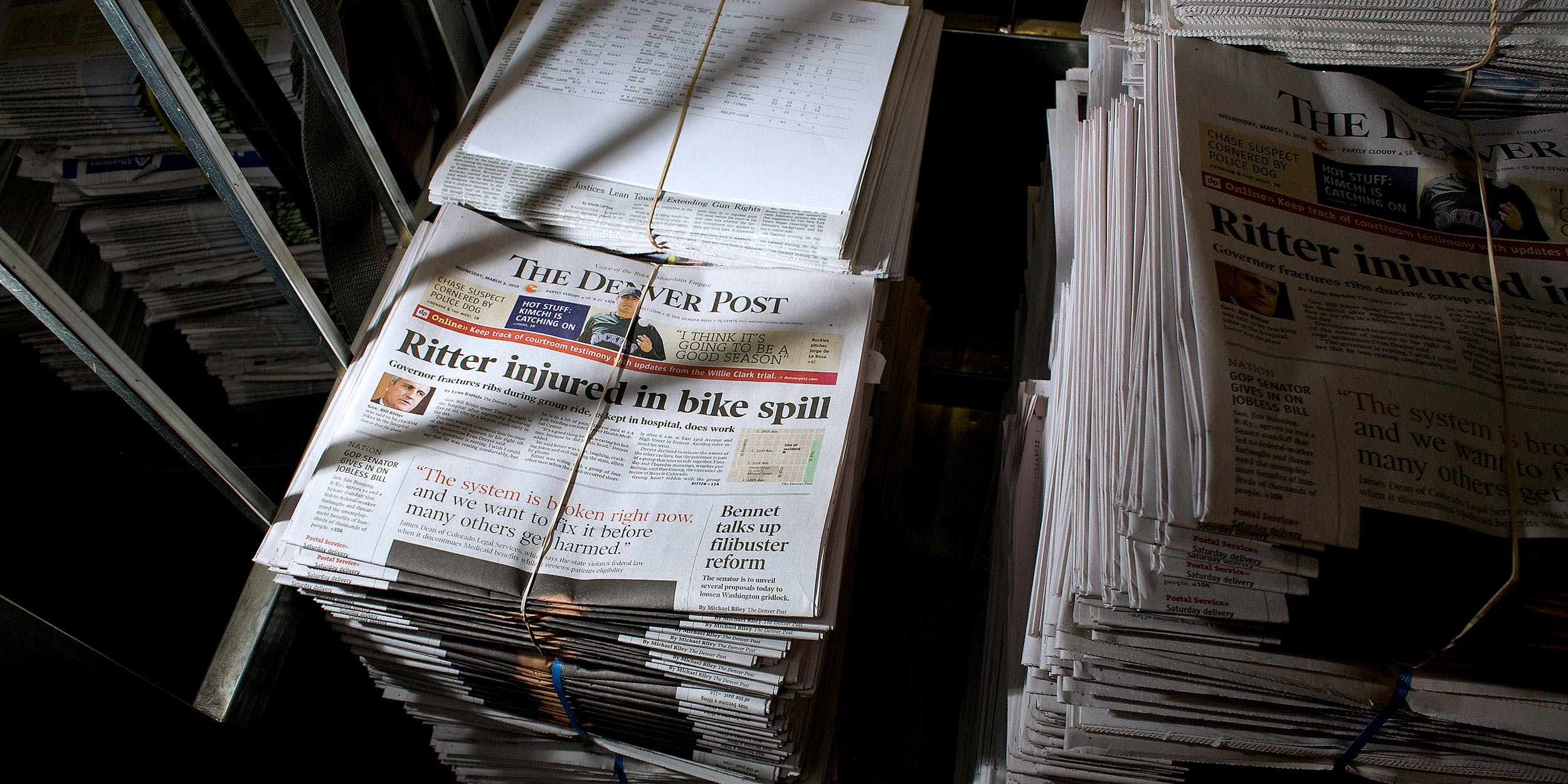 Denver Post Newspapers The rise and fall of The Cannabist: Why prohibition outlasted these weed journalism pioneers