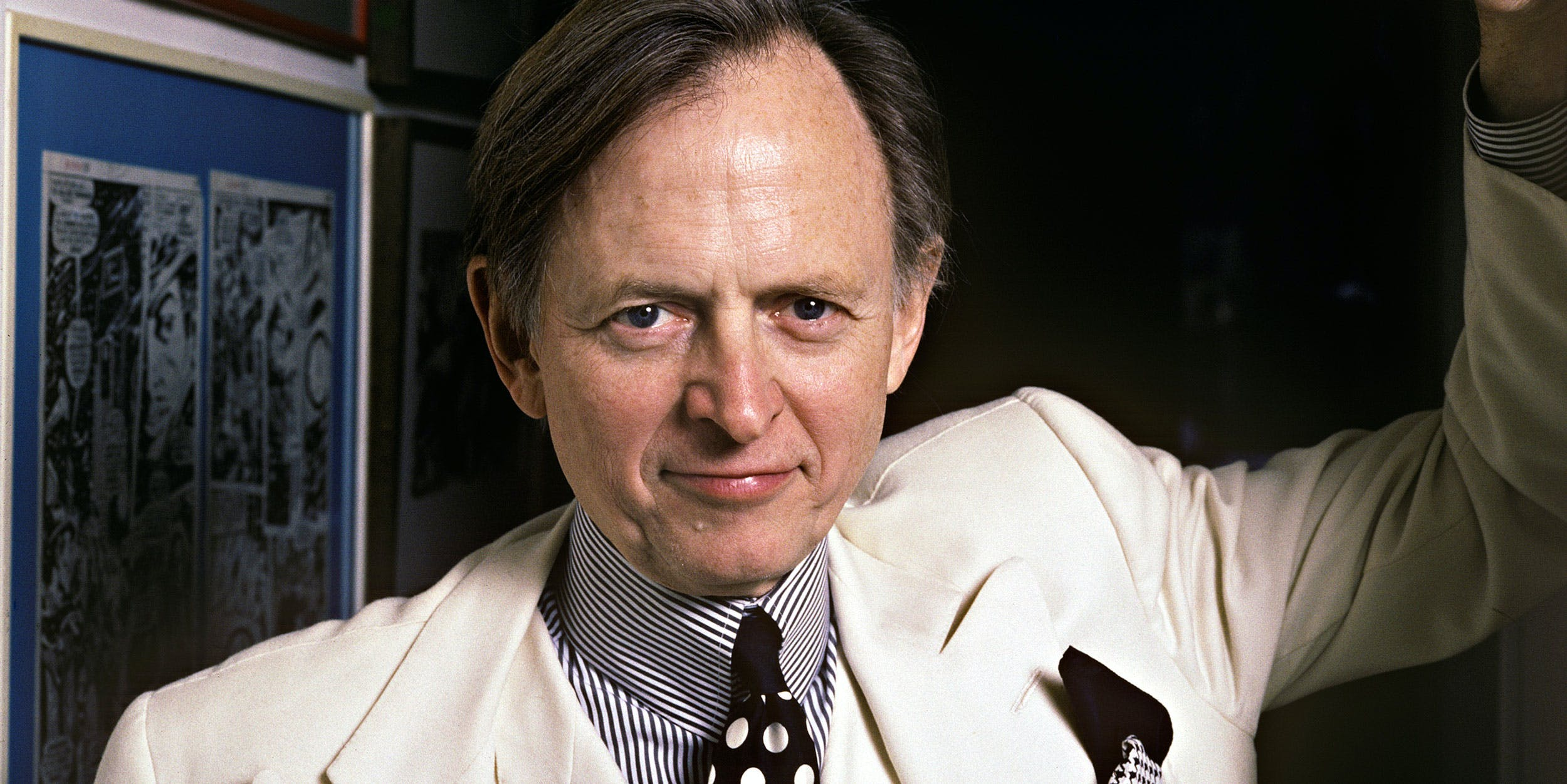 Tom Wolfe, Non-Fiction Luminary and Counterculture Icon, Dies at 88