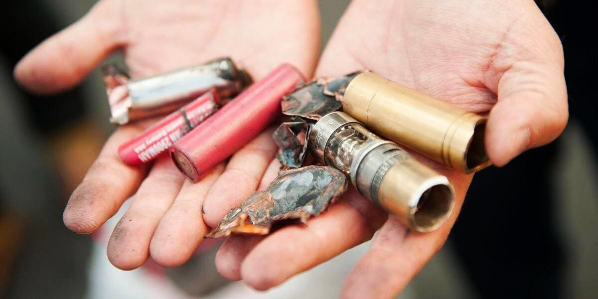 Florida Man Dies From A Vape Pen Explosion