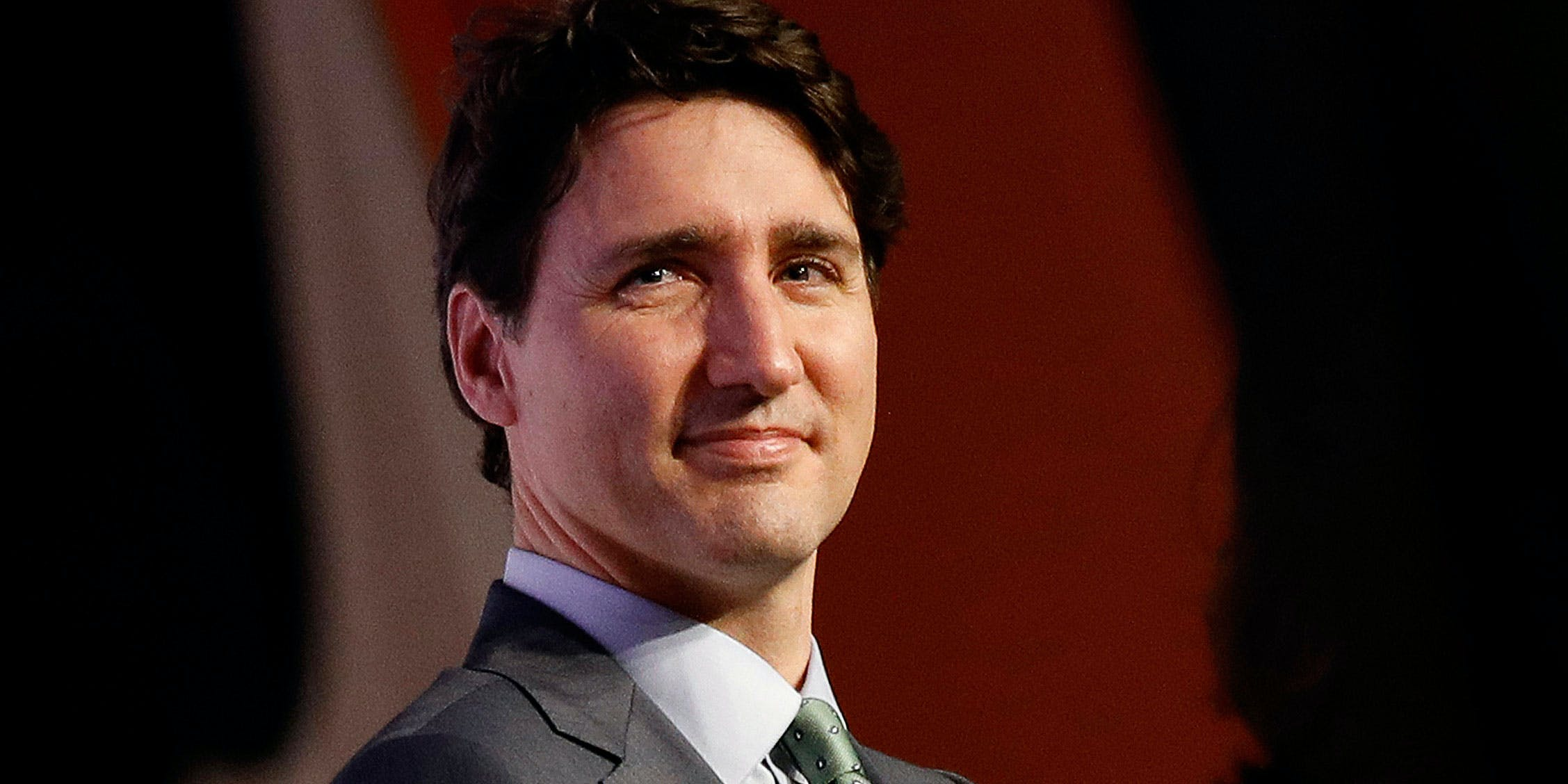 Justin Trudeau speaks about protecting home growing in the cannabis act