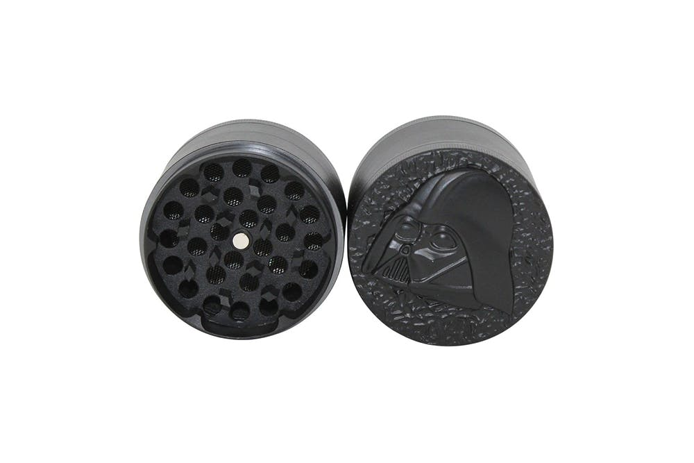 4 Part Vader Grinder 50MM Cannabis is Legal in Vermont, But Gifting it Isnt