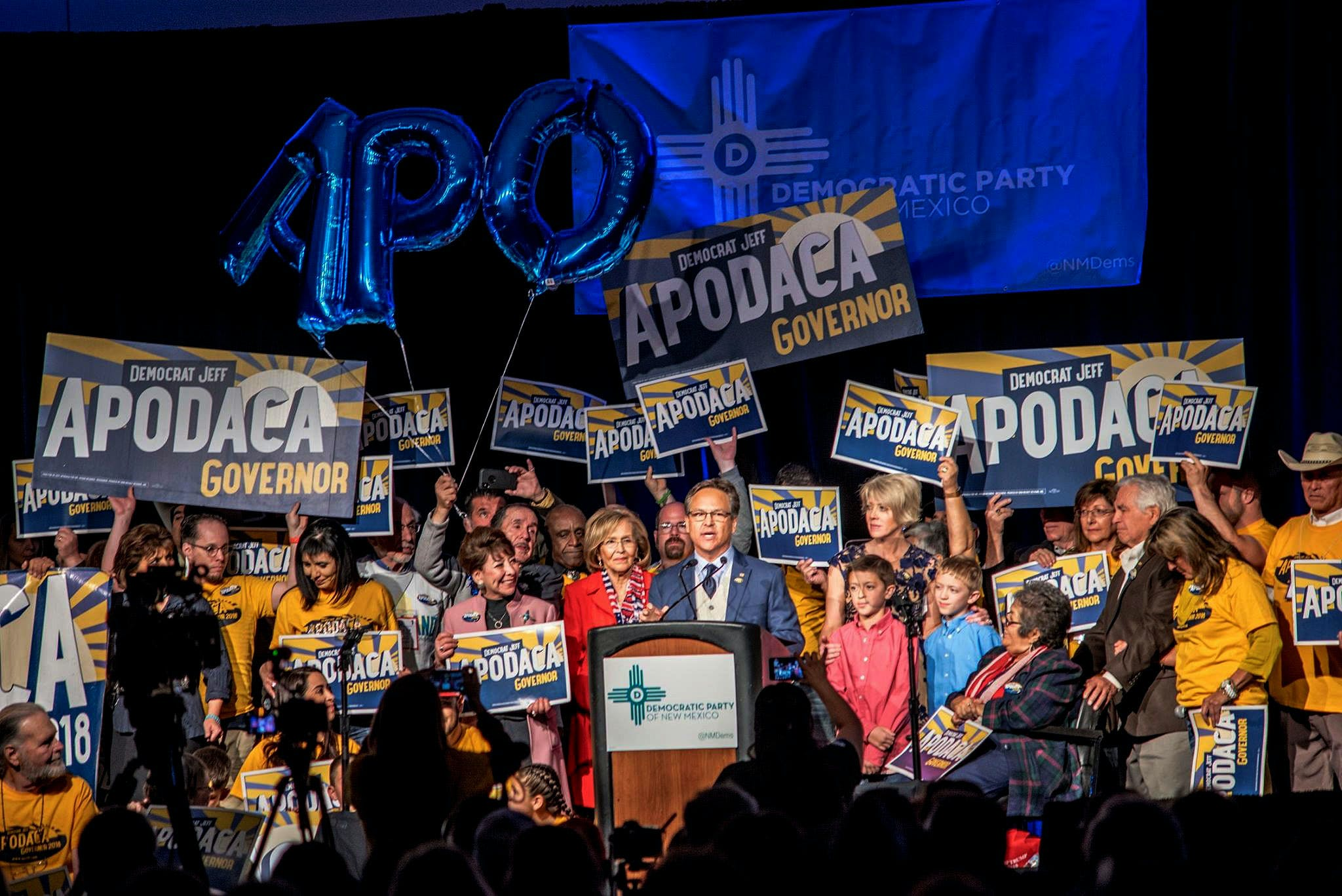 6Cannabis Got Jeff Apodaca Through Cancer. Now He%E2%80%99s Running For Governor Of New Mexico. California Considers Licensing Its Own Banks For The Cannabis Industry