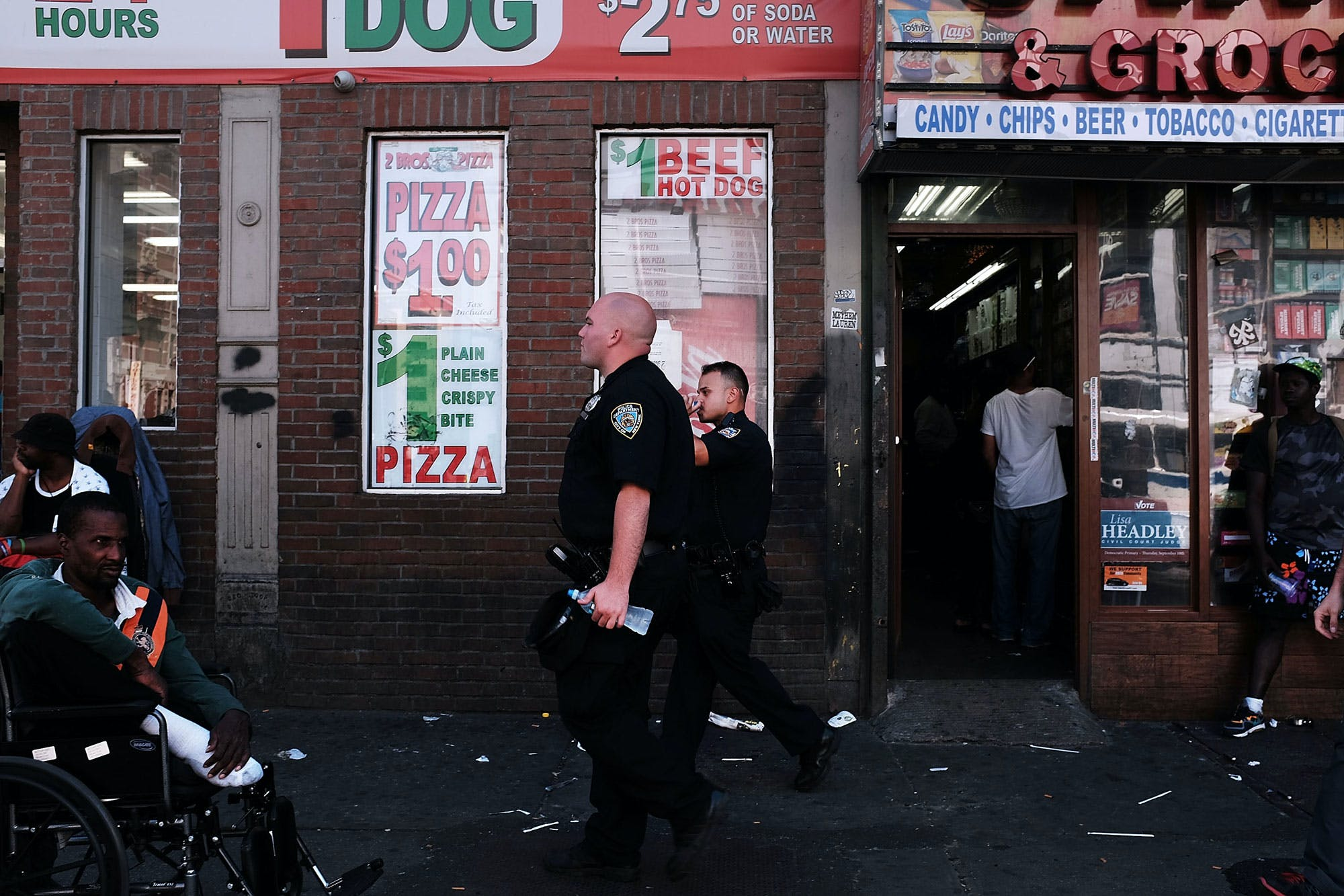 DeBlasio announces official cannabis arrest policy but there%E2%80%99s a catch This Is How California Is Destroying $350 Million Worth Of Weed