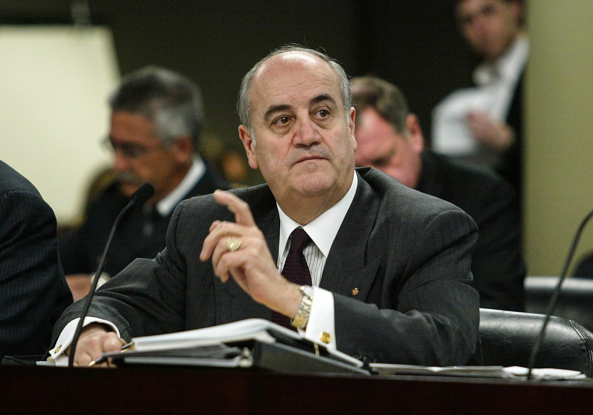 Fantino  Canadas Top Cop Tells Herb Why He Went Into Cannabis