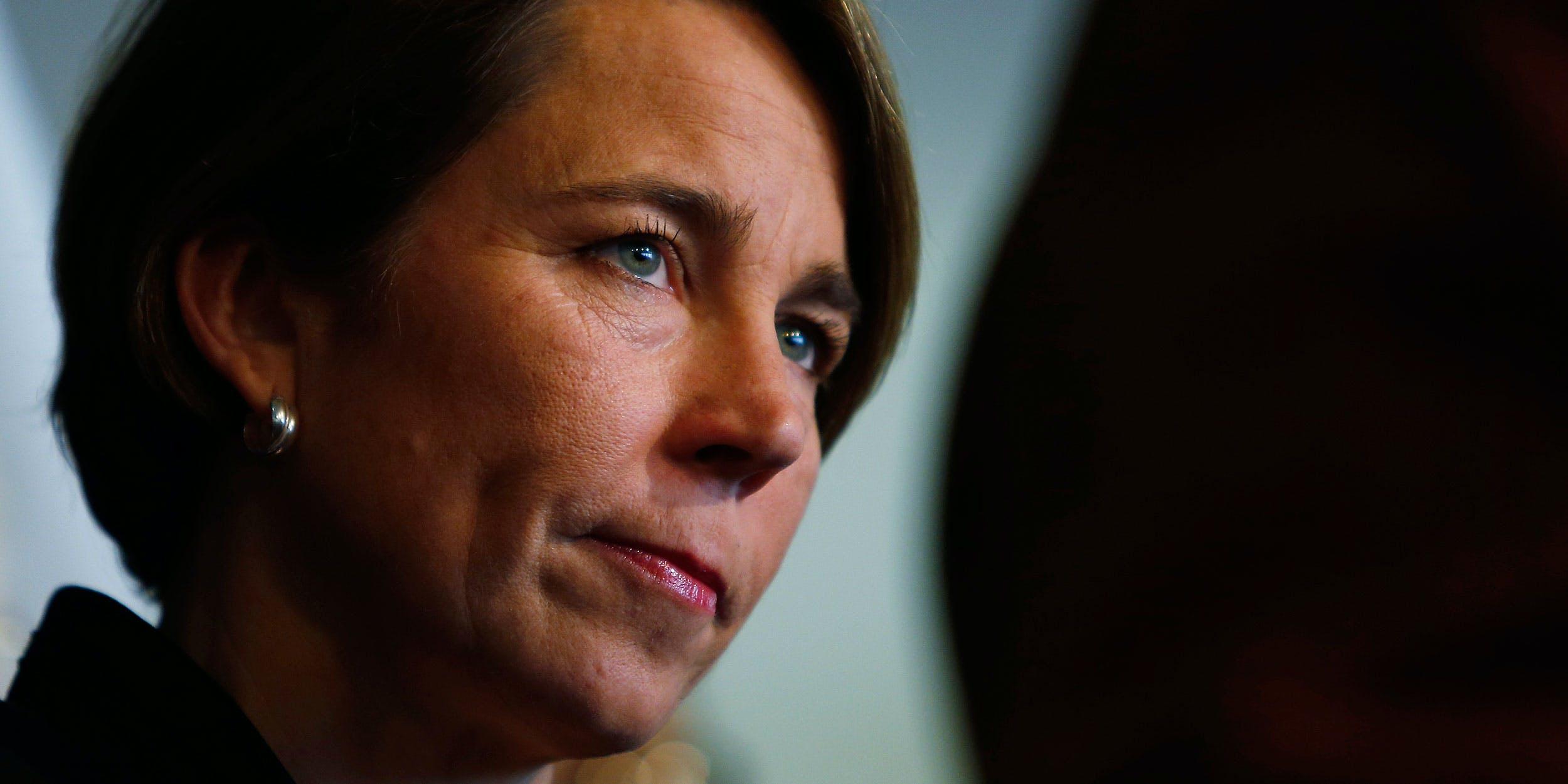 Massachusetts Attorney General Maura Healey (Photo by Jessica Rinaldi/The Boston Globe via Getty Images)