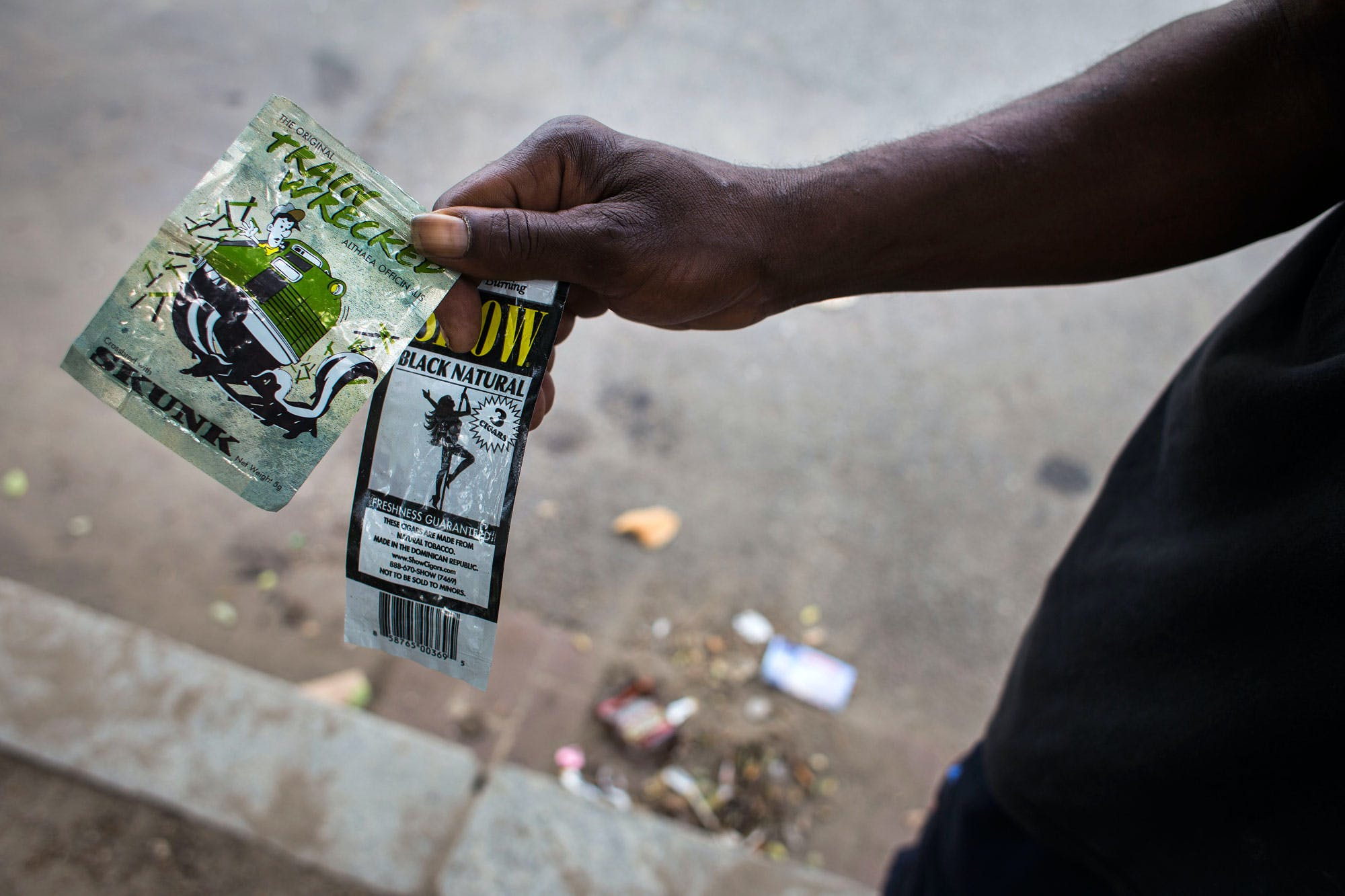 More people hospitalized by synthetic cannabis laced with rat poison This Is How California Is Destroying $350 Million Worth Of Weed