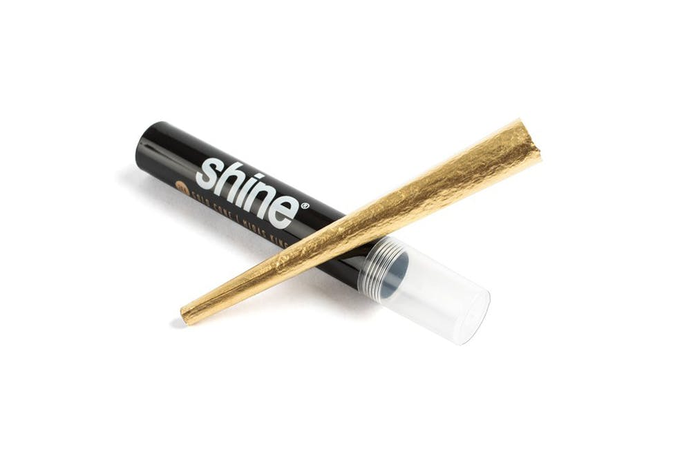 Shine 24k Gold Cone California Considers Licensing Its Own Banks For The Cannabis Industry