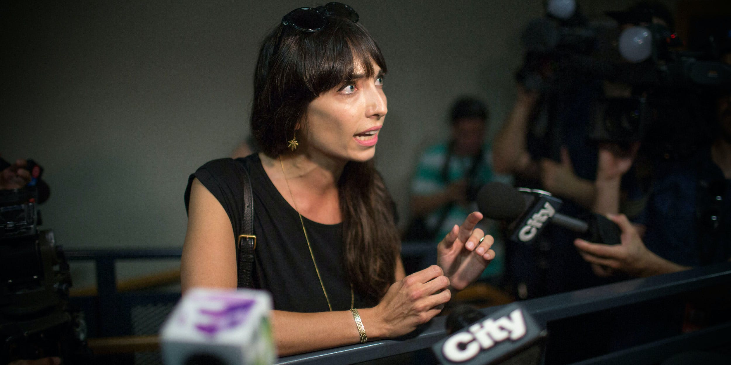 Jodie Emery speaks about how she has a problem with Canada's legal cannabis act