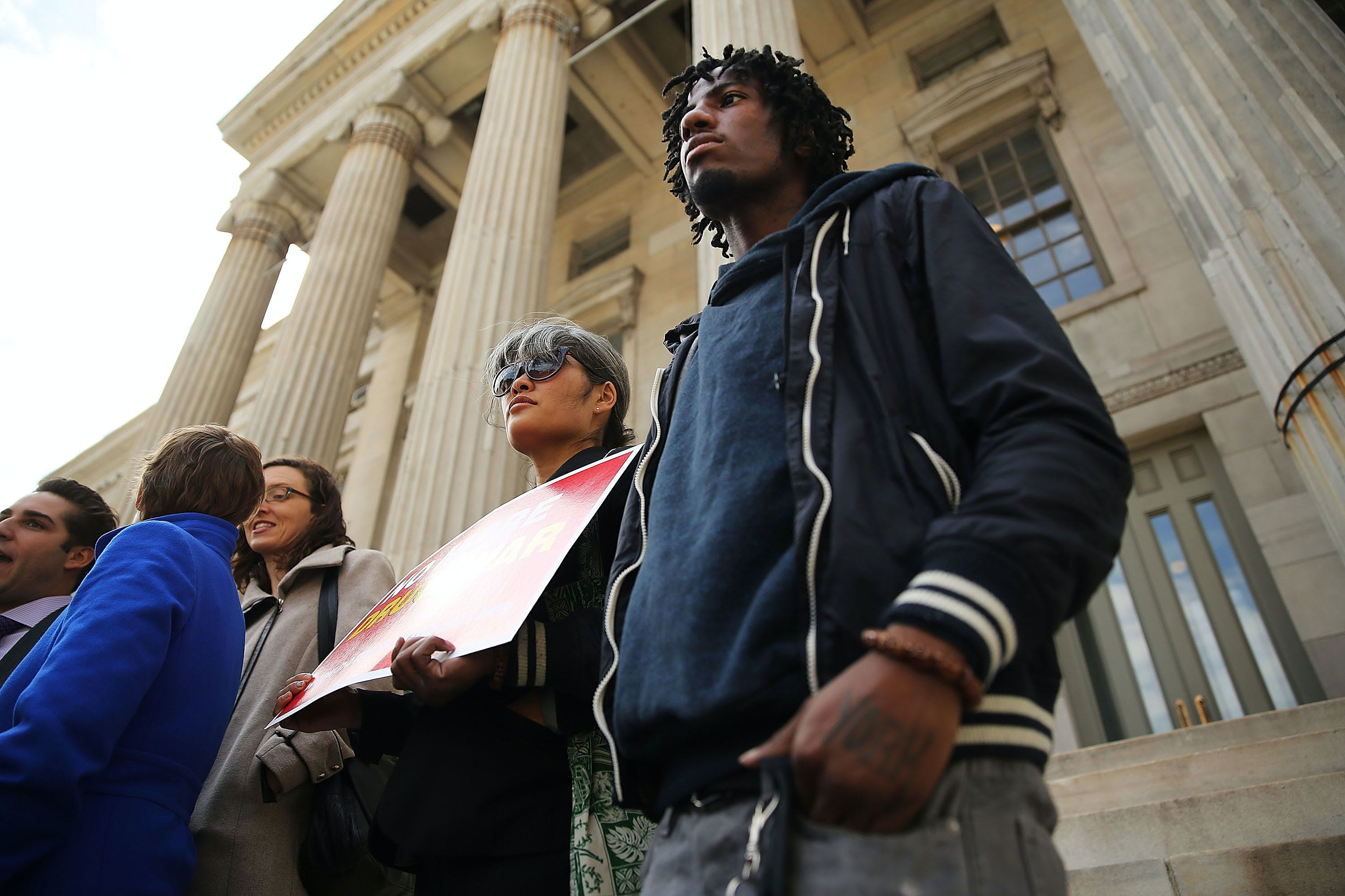 Brooklyn federal judge promises not to send people back to prison for smoking weed New Report Finds Minorities Make Up 90% of NYC Pot Arrests