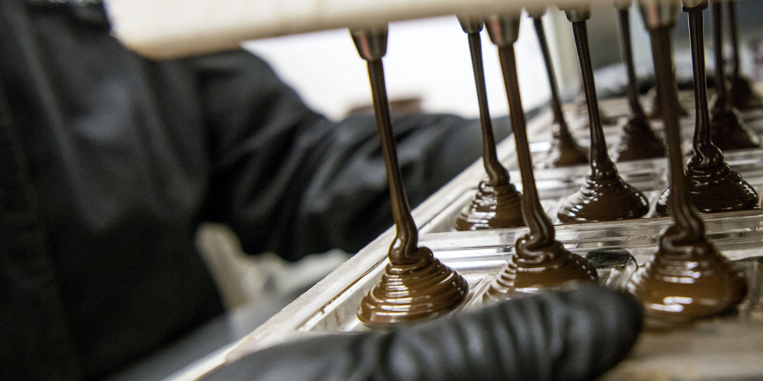 cannabis chocolate edibles