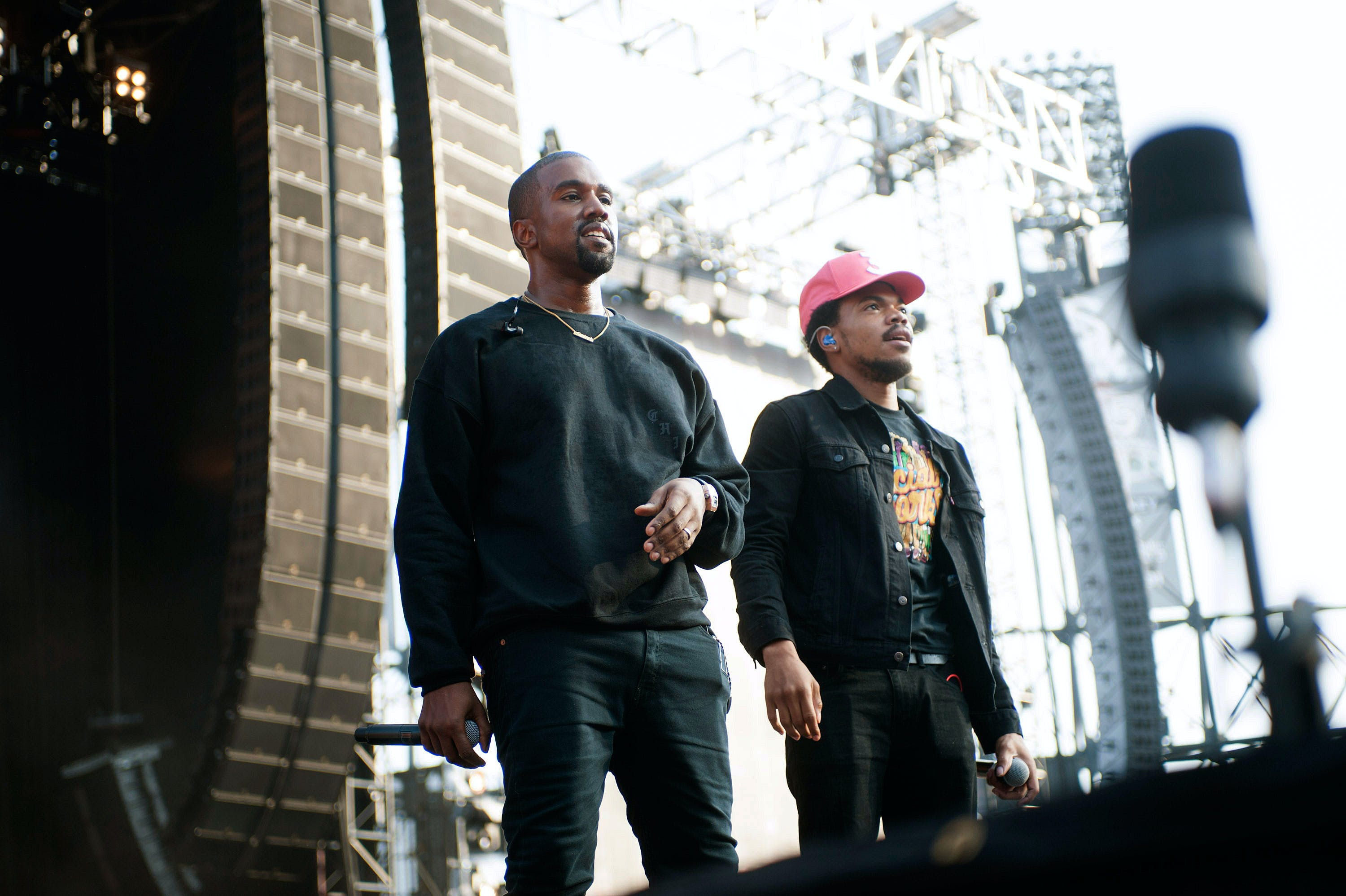 Chance the Rapper Confirms Collaborations with Kanye West and Childish Gambino Cannabis is Legal in Vermont, But Gifting it Isnt
