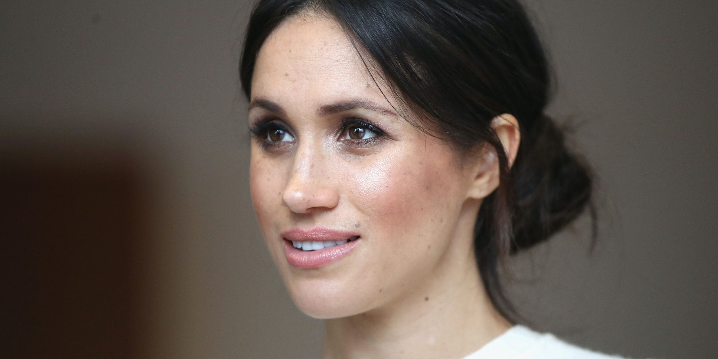 Meghan Markle visits Catalyst Inc, Northern Ireland, a next generation science park, to meet young entrepreneurs and innovators on March 23, 2018 in Belfast, Nothern Ireland. Markle's nephew, a cannabis farmer in Oregon, recently signed on with MTV for a cannabis show. The two don't have much of a relationship. (Photo by Pool/Samir Hussein/WireImage)