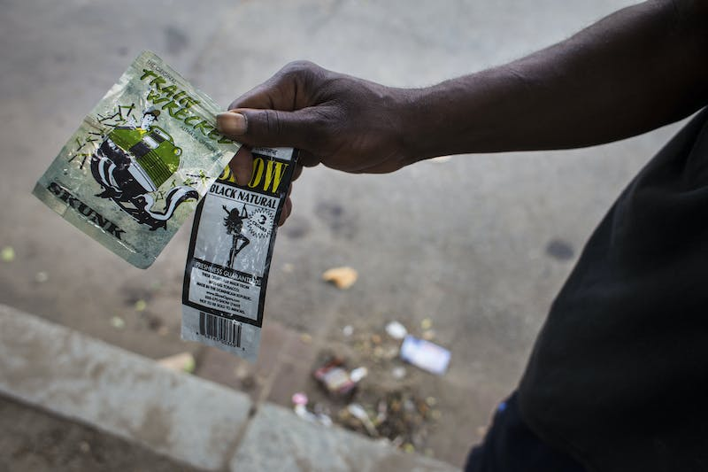 More than 300 synthetic cannabis overdoses have been reported in DC0 D.C. Has More Than 300 Synthetic Cannabis Overdoses in a Month