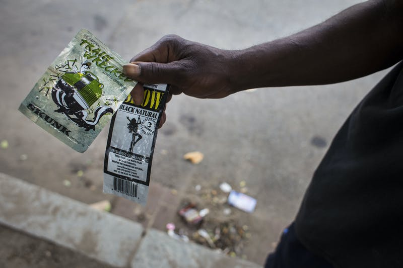 More than 300 synthetic cannabis overdoses have been reported in DC0 Cannabis Use Disorder is a Real Thing and Statistics are Soaring