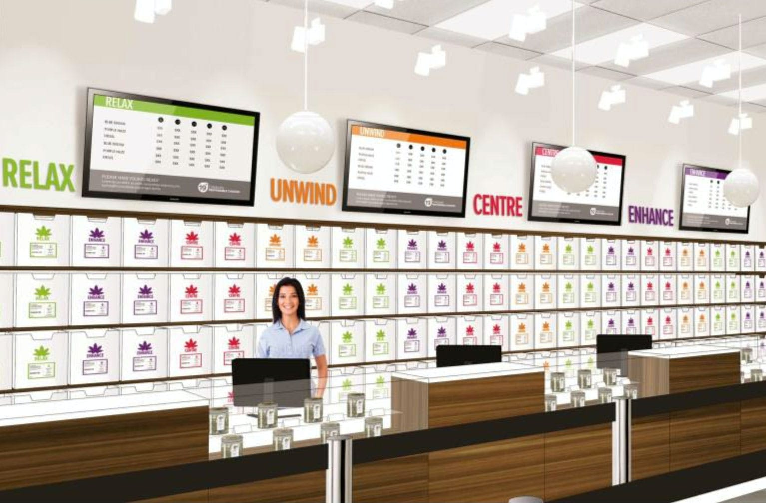 Nova Scotia Unveils The Worlds First Liquor and Cannabis Retail Store2 Cannabis is Legal in Vermont, But Gifting it Isnt