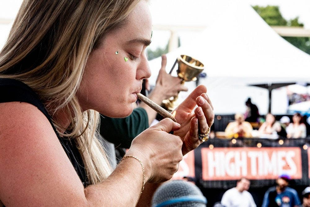 Midwest Cannabis Cup Microdosing Psychedelics Decreases Anxiety, Increases Creativity