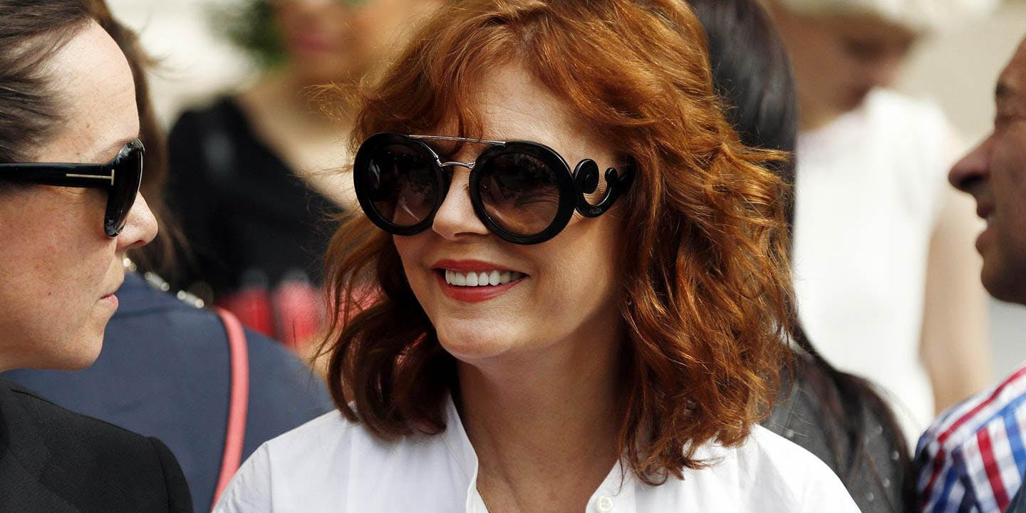 Susan Sarandon is just one of the many celebrity parents who smoke weed.