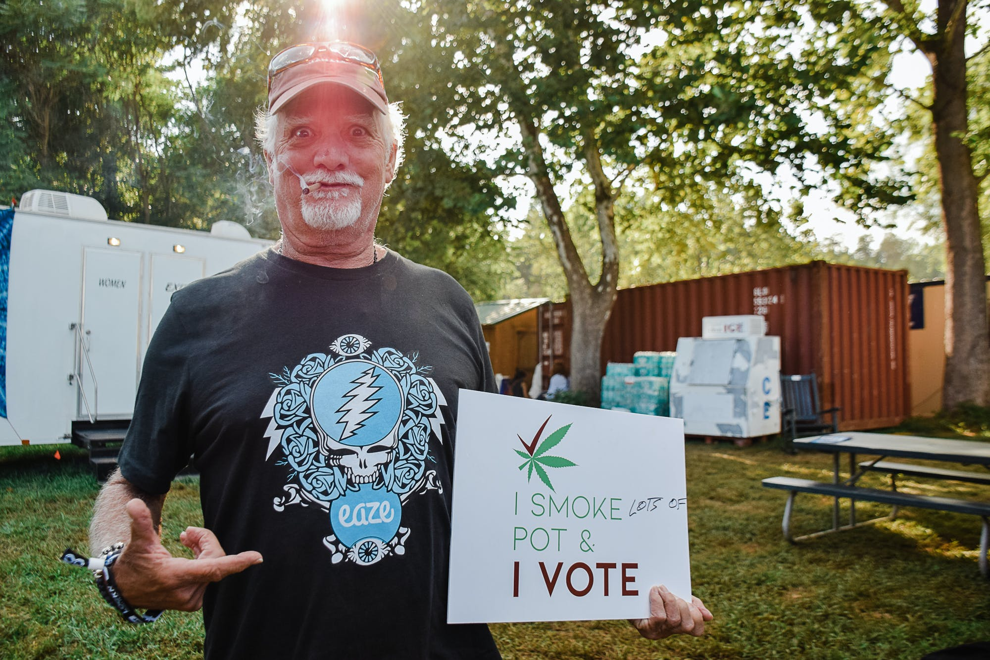 Cheech and Chong Partner with the Cannabis Voter Project to Mobilize Young Voters 6 Cheech and Chong, the Cannabis Voter Project Want You to Vote This November