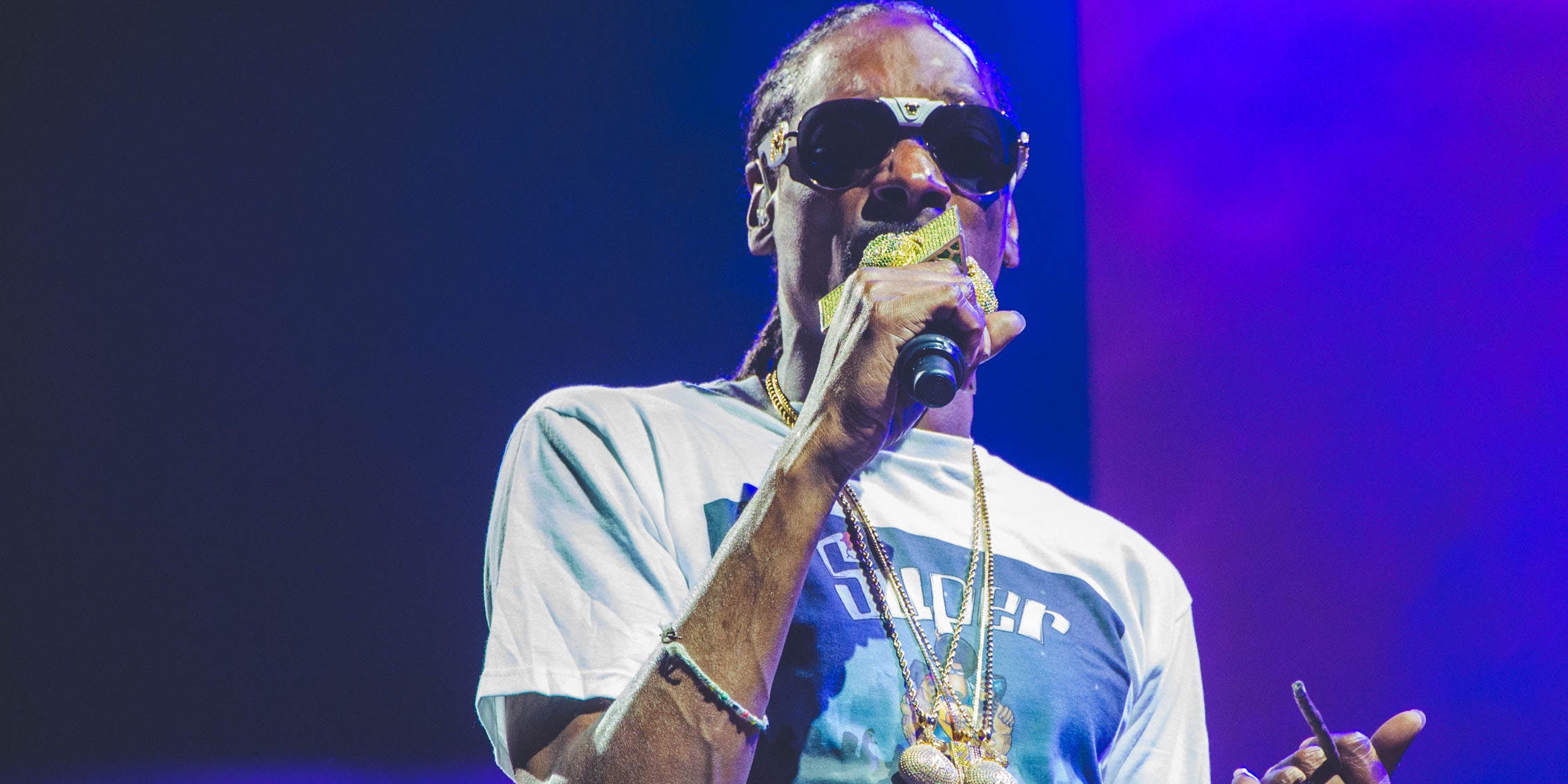 Snoop Dogg Announces His Musical Theater Debut With 'Redemption Of A Dogg'