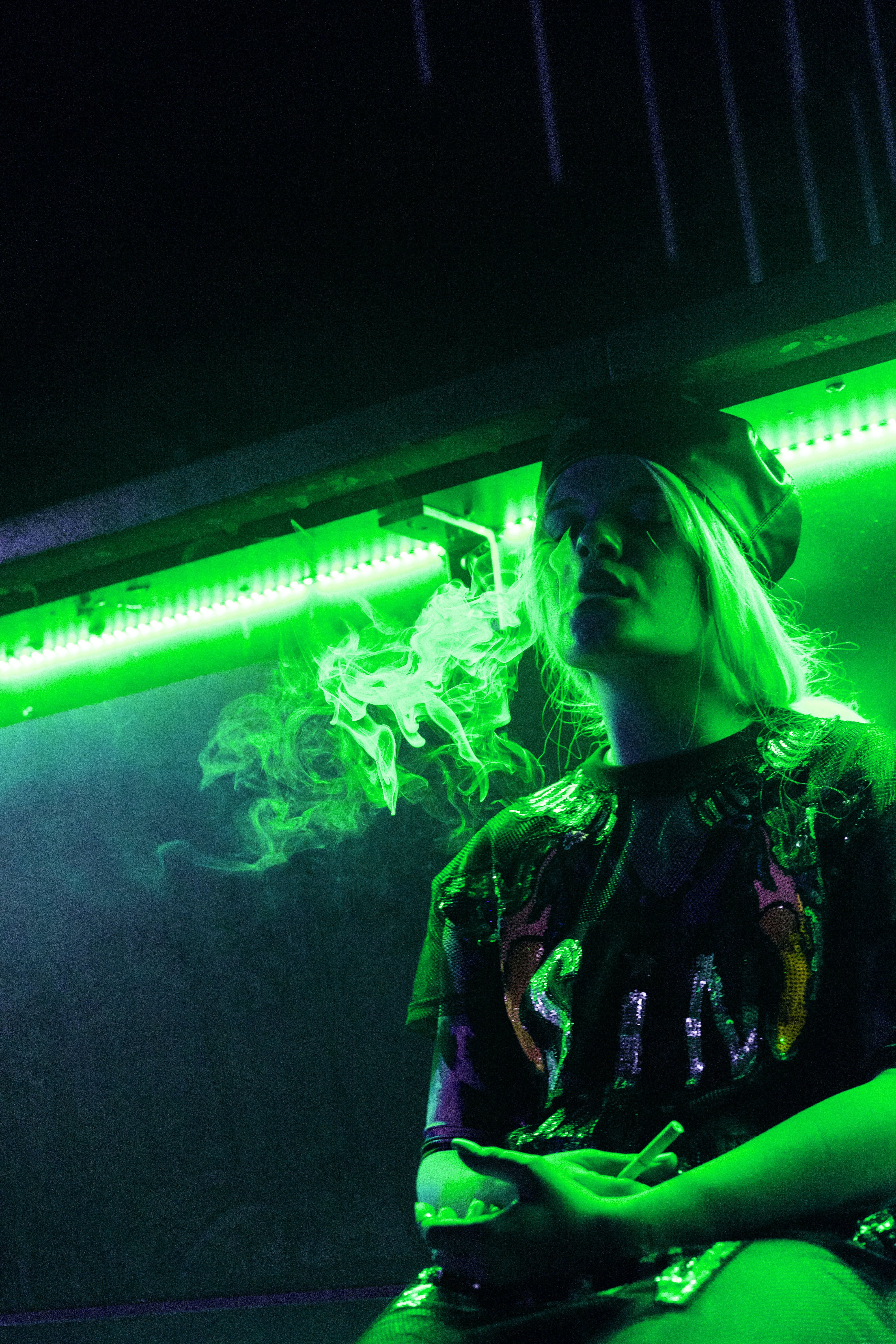 The Herb legalization party was a night to remember