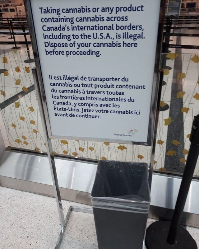Toronto International Airport Installs Amnesty Bins Reddit Goes Nuts How to Get the Most Out Of Your Stash with the Best Weed Grinders