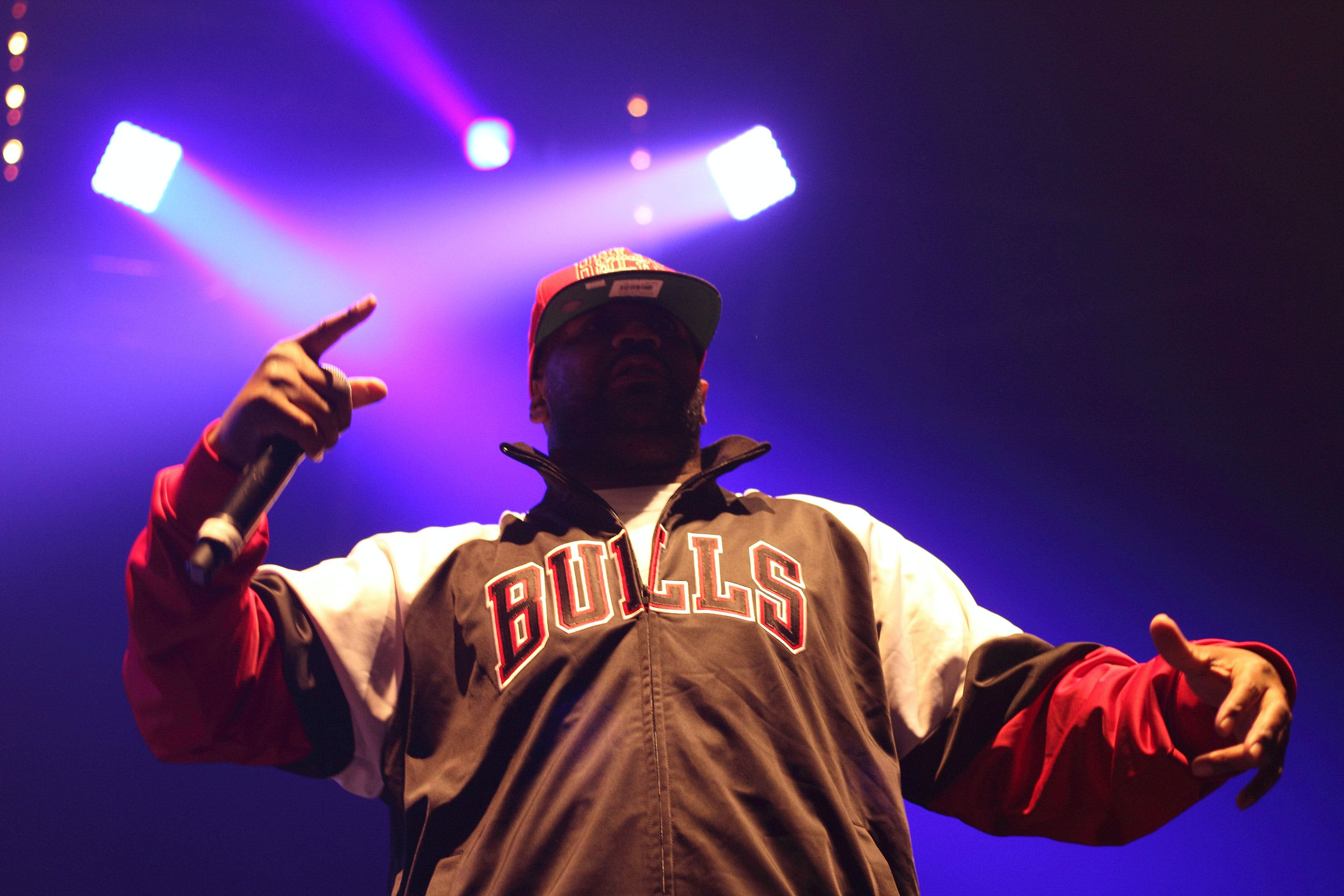 Ghostface Killah (Wu-Tang Clan) performing in Zénith, Paris on May 23, 2013. Wu-Tang Clan performed for free in Toronto on Saturday in partnership with a cannabis producer, raising questions about canadian cannabis advertising which restricts celebrity endorsements