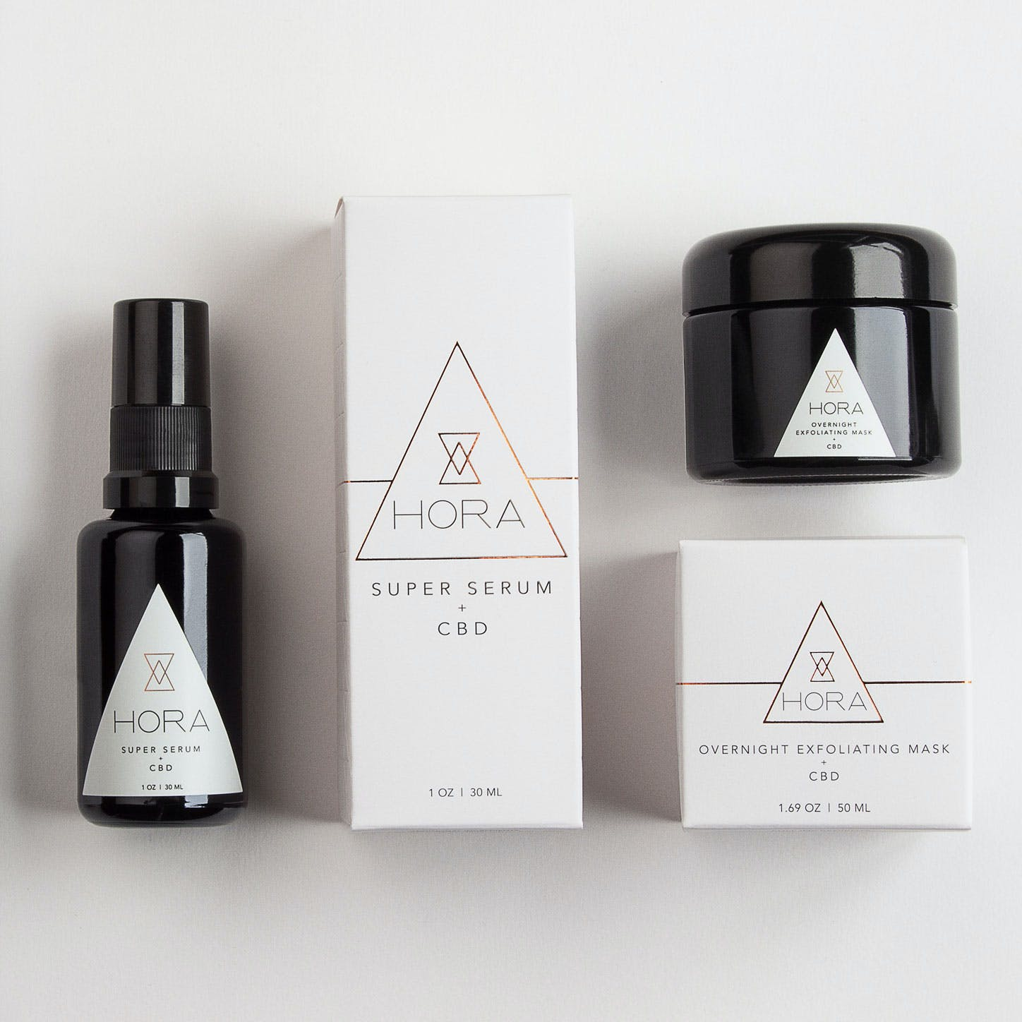 3 CBD Infused Hora Skincare Feels Incredible and Clears Up Skin CBD Infused Hora Skincare Feels Incredible and Clears Up Skin