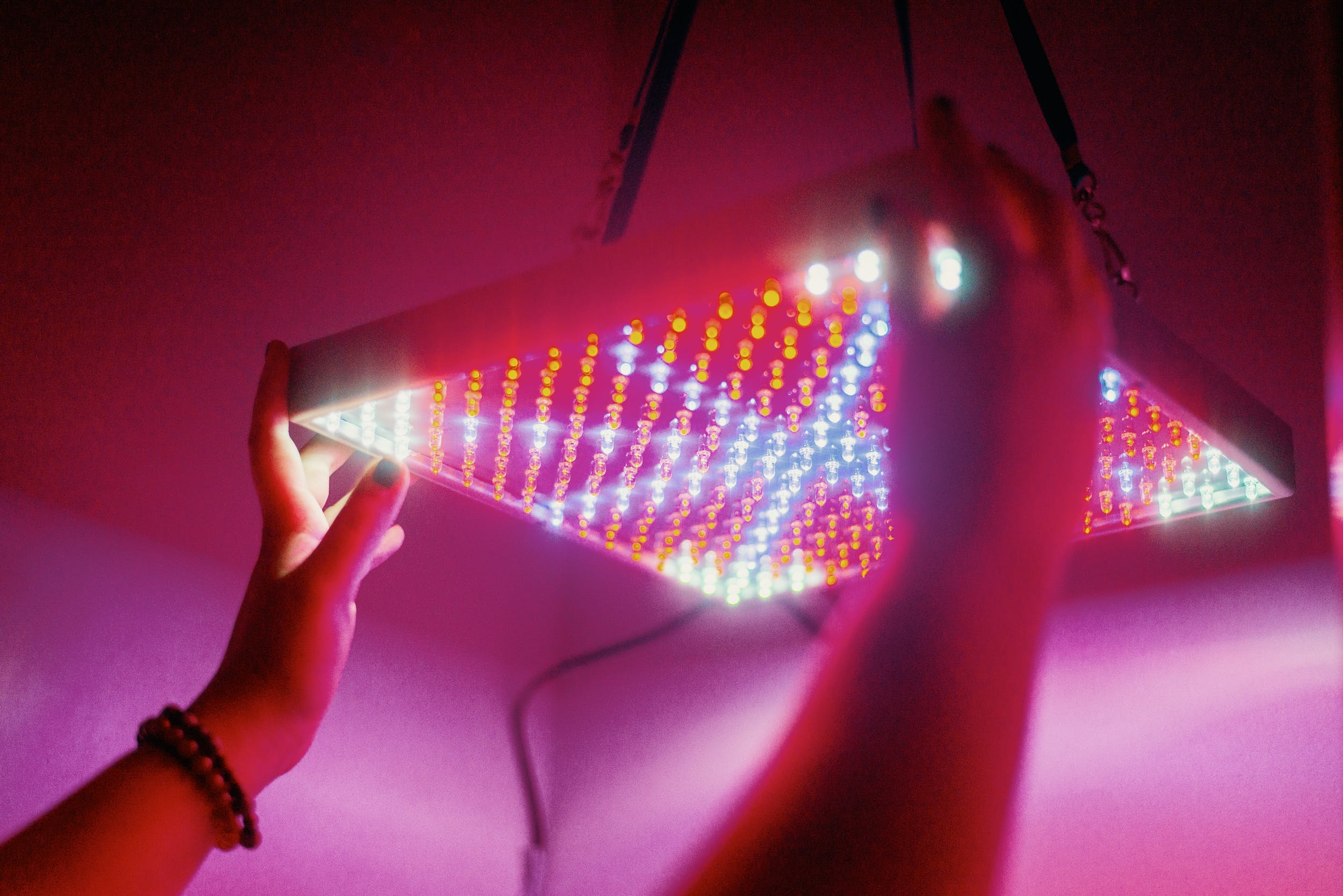 Best LED Grow Lights 38 These Are The Best LED Grow Lights For Big Yields and Healthy Plants