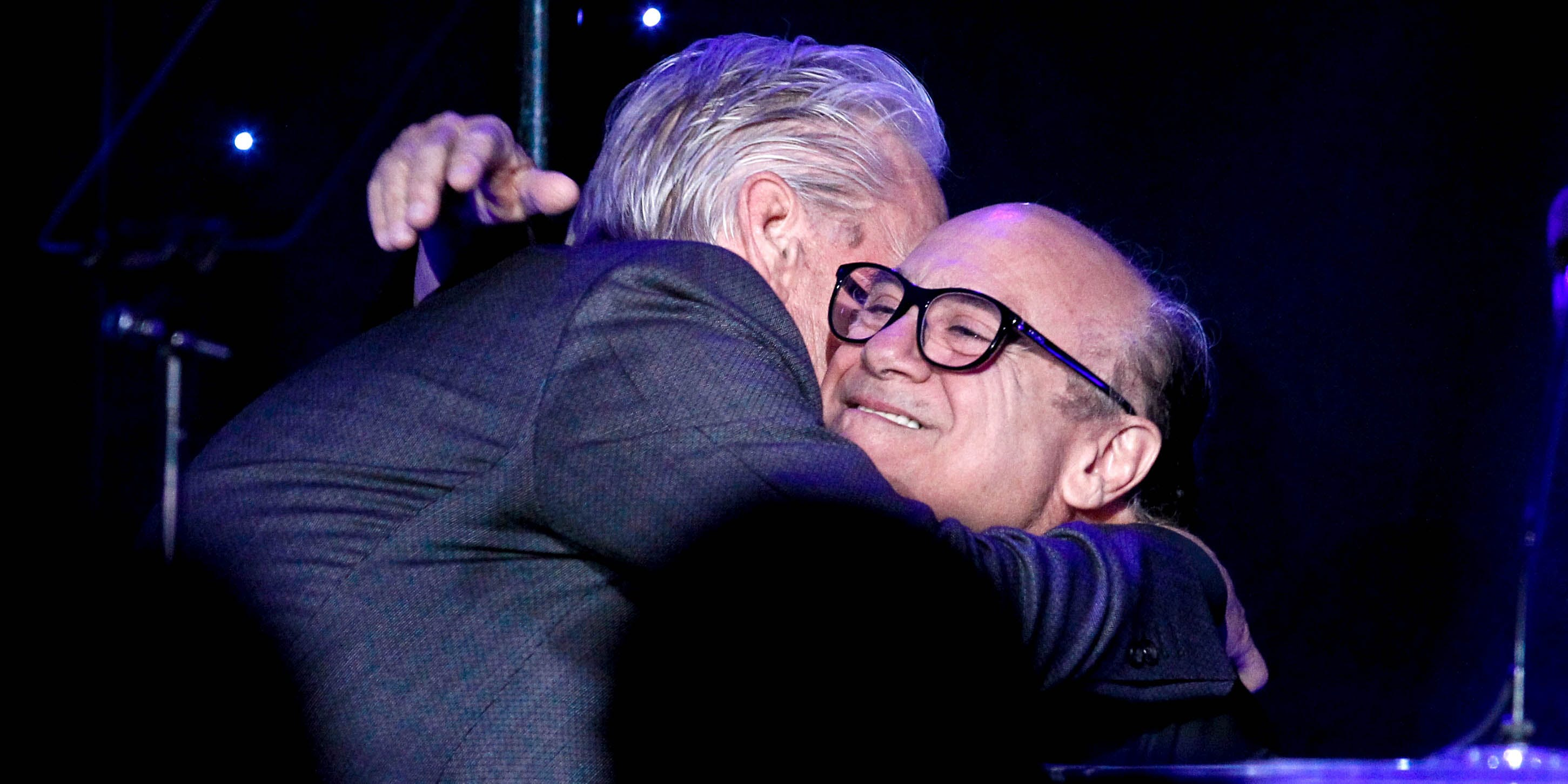 Danny DeVito and Michael Douglas Bonded Over a Joint