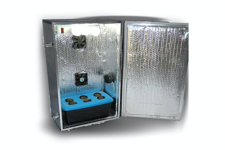 Grow Weed Effortlessly With The Best Grow Box for Beginners