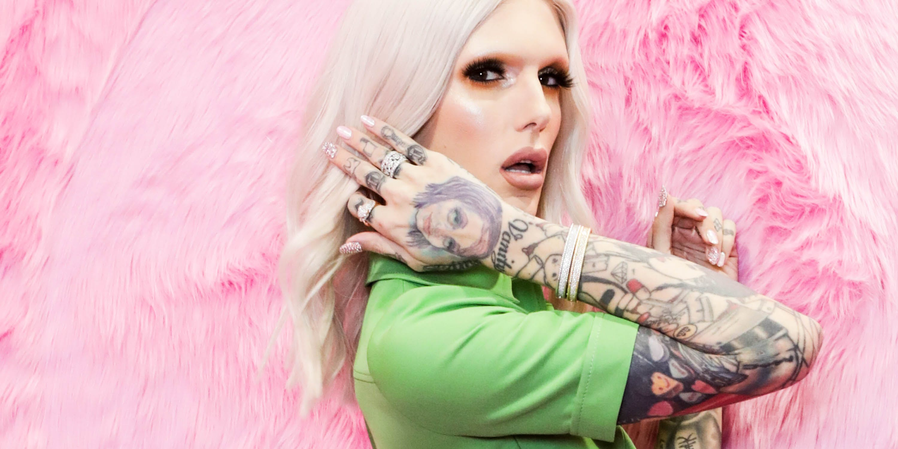 Jeffree Star is the entering the cannabis space.