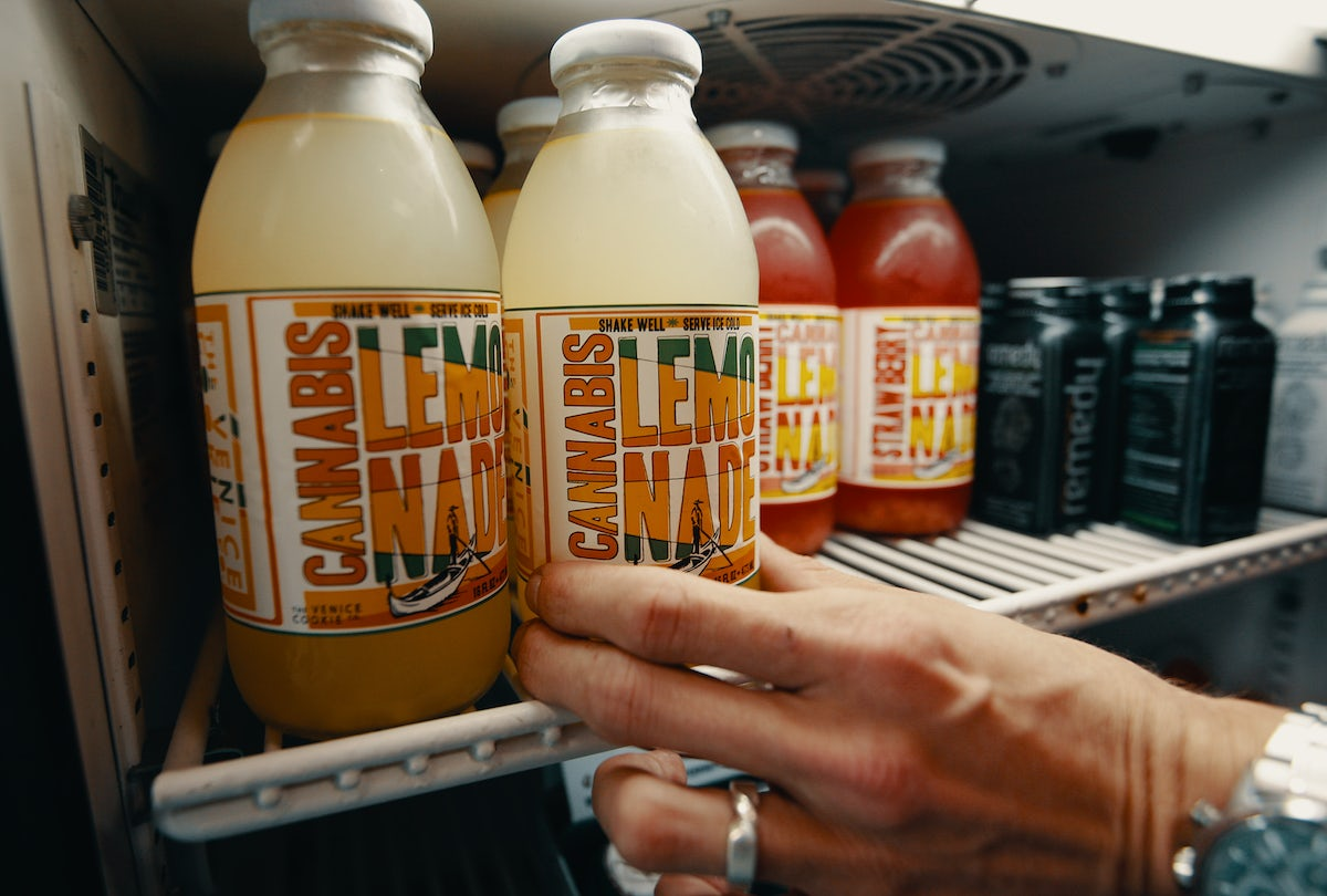 The 10 Best Weed Drinks and Why They're Better Than Edibles | Herb