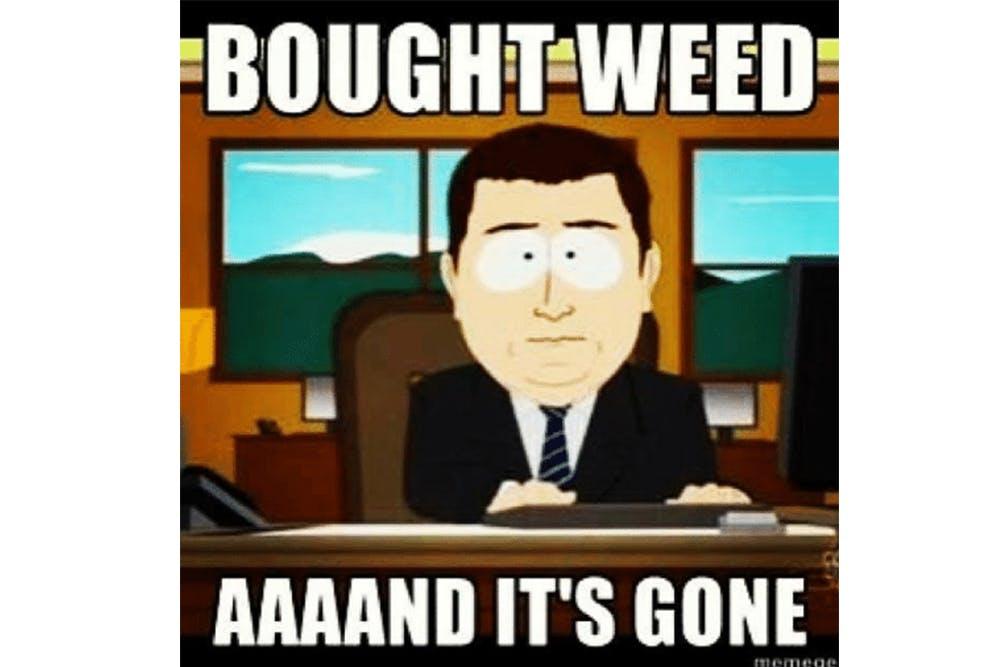 100 best weed memes