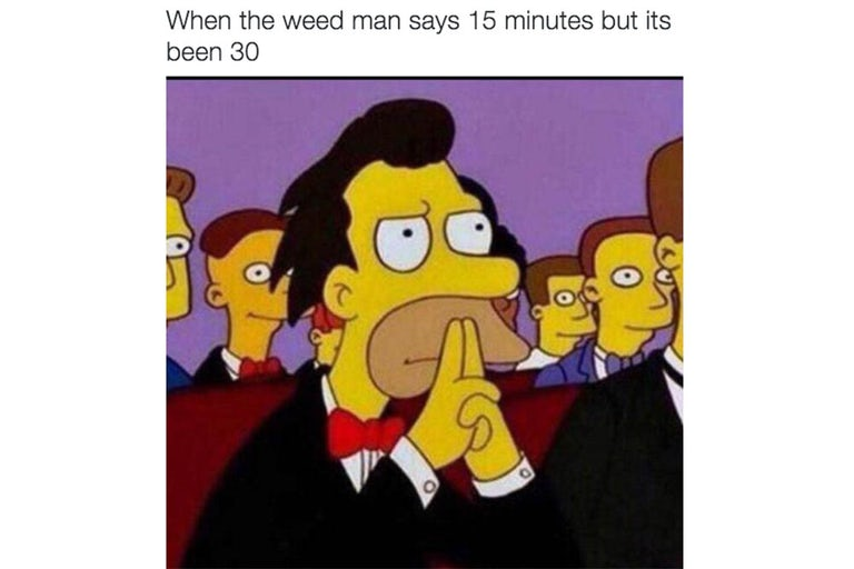 2cc45262ea4 The 100 Best Weed Memes For True Herb Enthusiasts46 It Turns Out That Oprah  Loves To