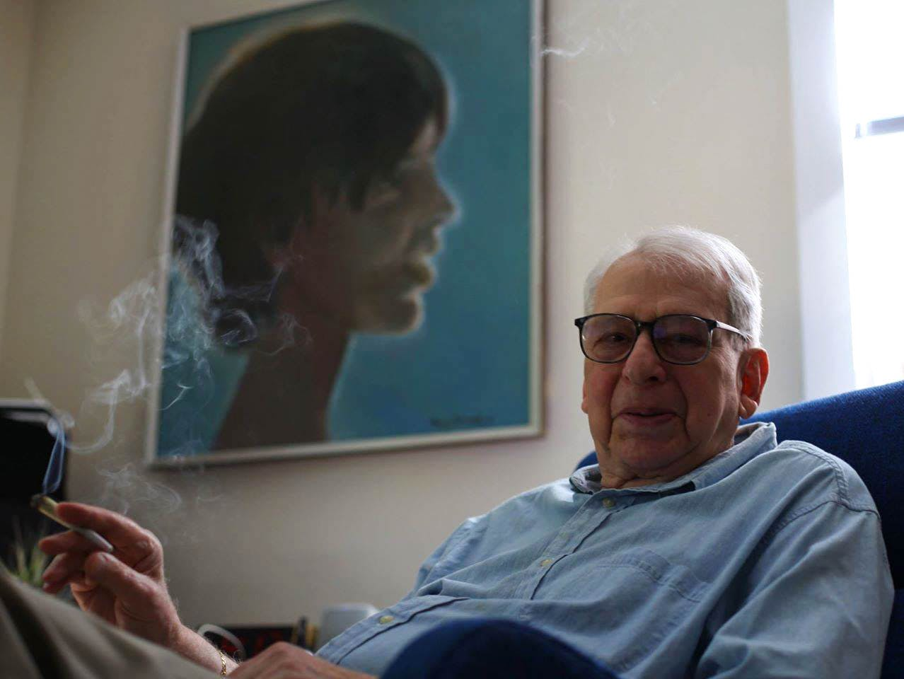 Lester Grinspoon is in Herb's roundup of the best weed quotes throughout history.