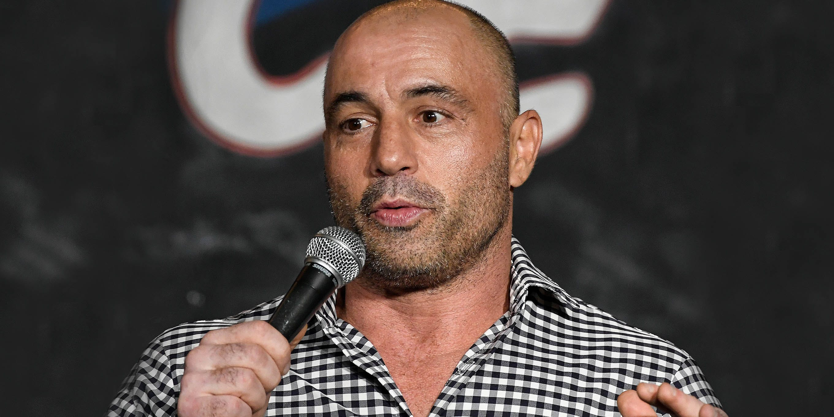 Joe Rogan is on Herb's roundup of celebrities who are helping legalize weed.