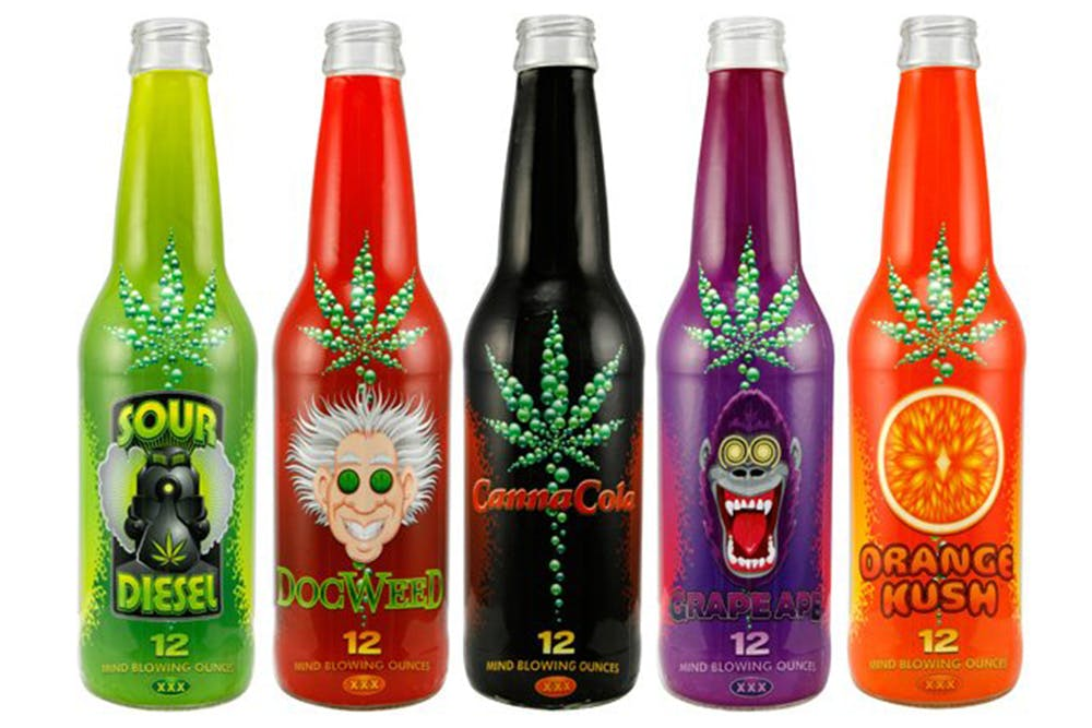 Why Weed Drinks are Better Than Edibles Merge2 The 10 Best Weed Drinks and Why Theyre Better Than Edibles
