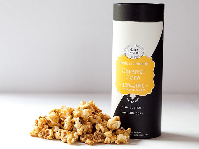 caramel corn 2 1 Get the Whole Family High With Herbs Holiday Gift Guide