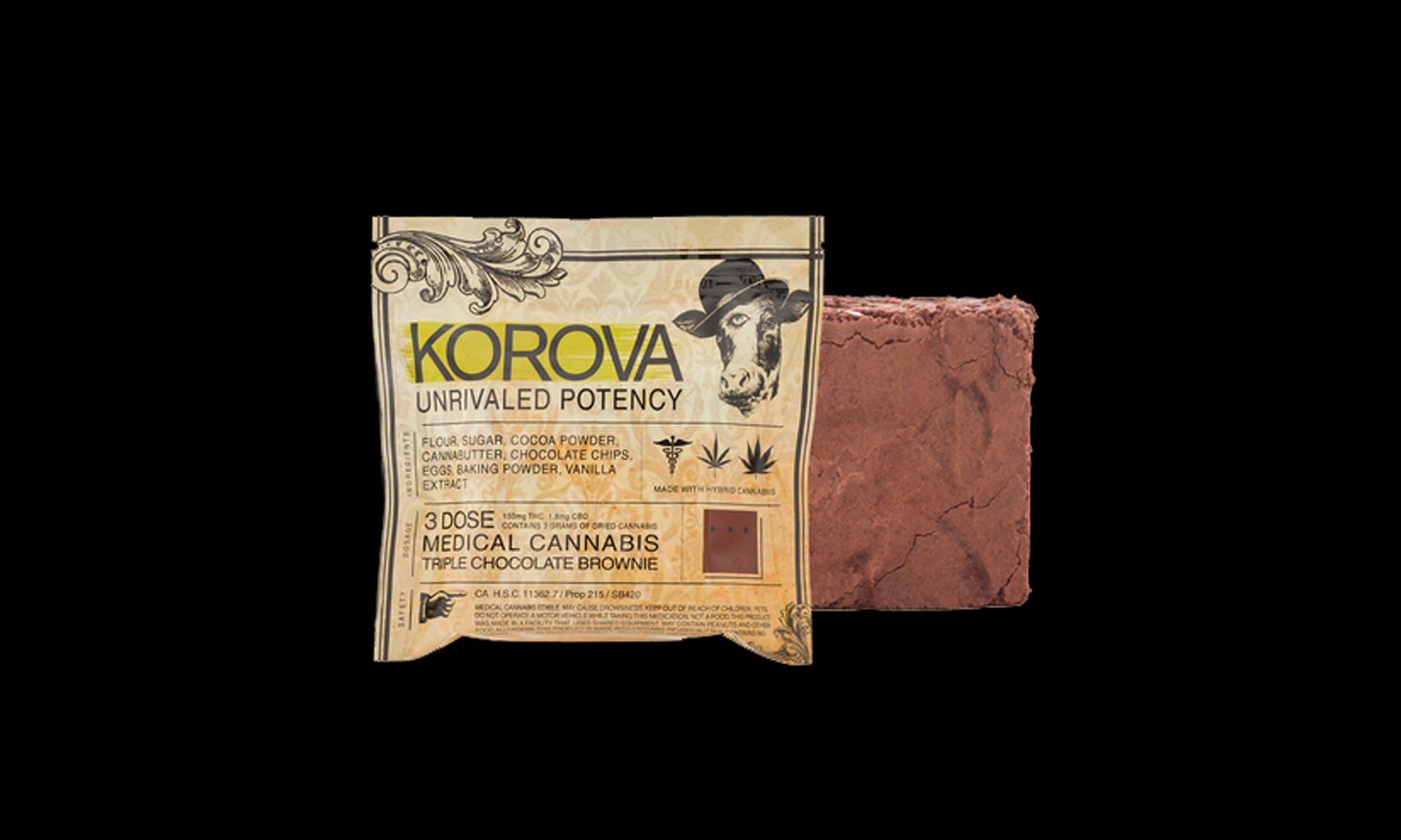 Best Weed Brownie Korova These Are The Best Weed Brownies For When You Cant Make Your Own