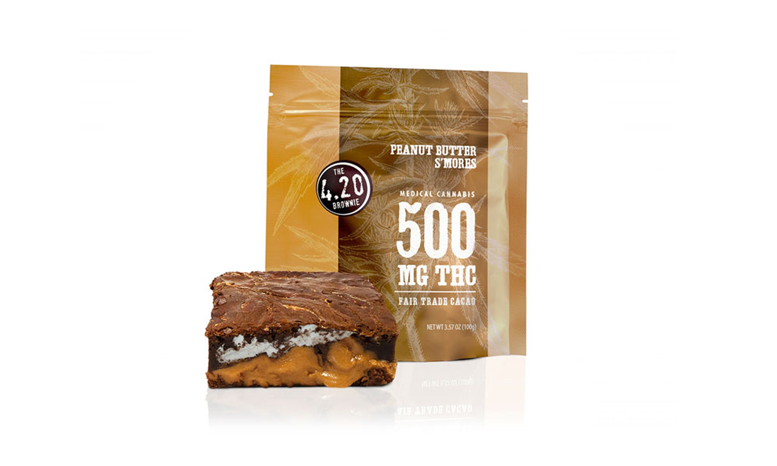 Best Weed Brownie VVC 4.20 These Are The Best Weed Brownies For When You Cant Make Your Own
