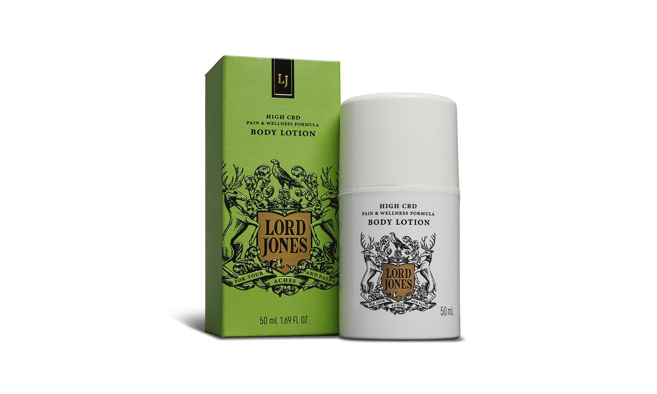 CBD For Pain Lord Jones Lotion Best CBD for Pain: The Best CBD Products for Quick Pain Relief
