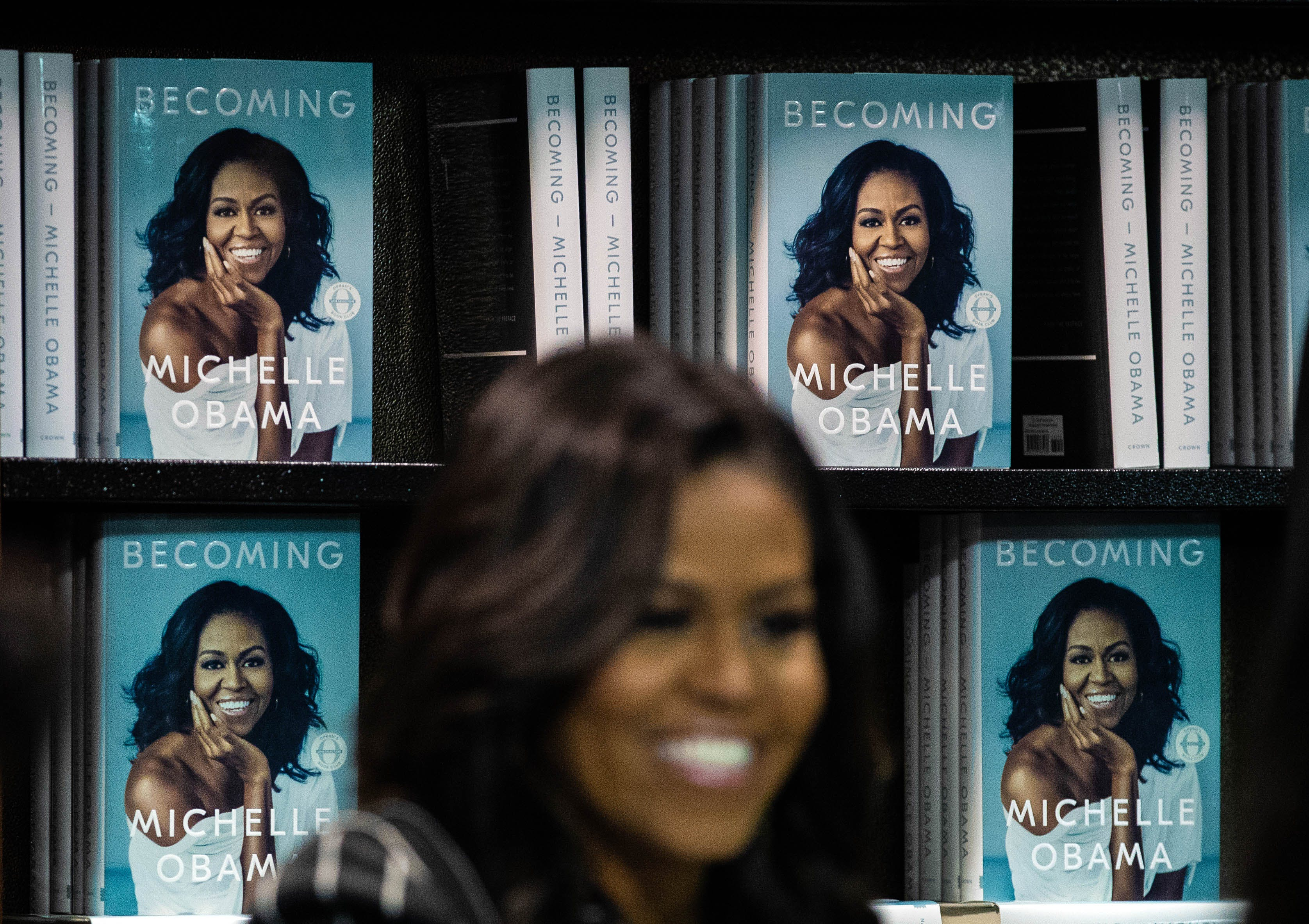 Michelle Obama Opens Up About Using Cannabis In New Memoir 2 Add Michelle Obama to List of Weed Lovers; Her New Memoir Says So