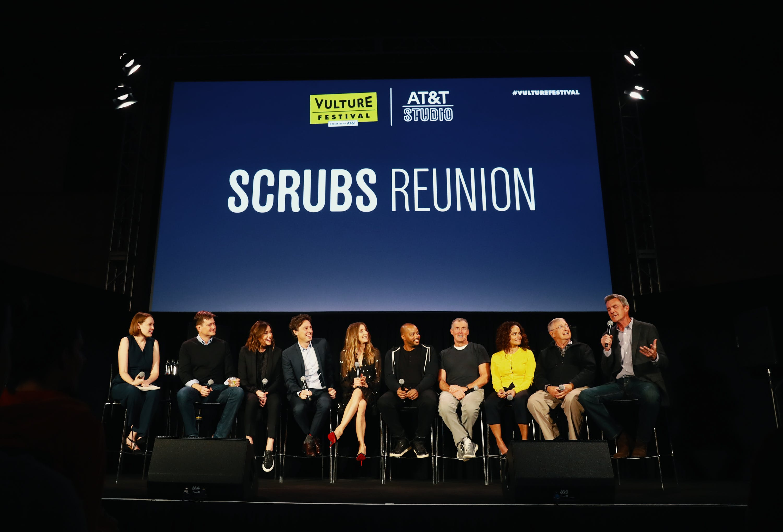 scrubs1 1 Scrubs Star Says ABC Killed An Episode About Medical Marijuana