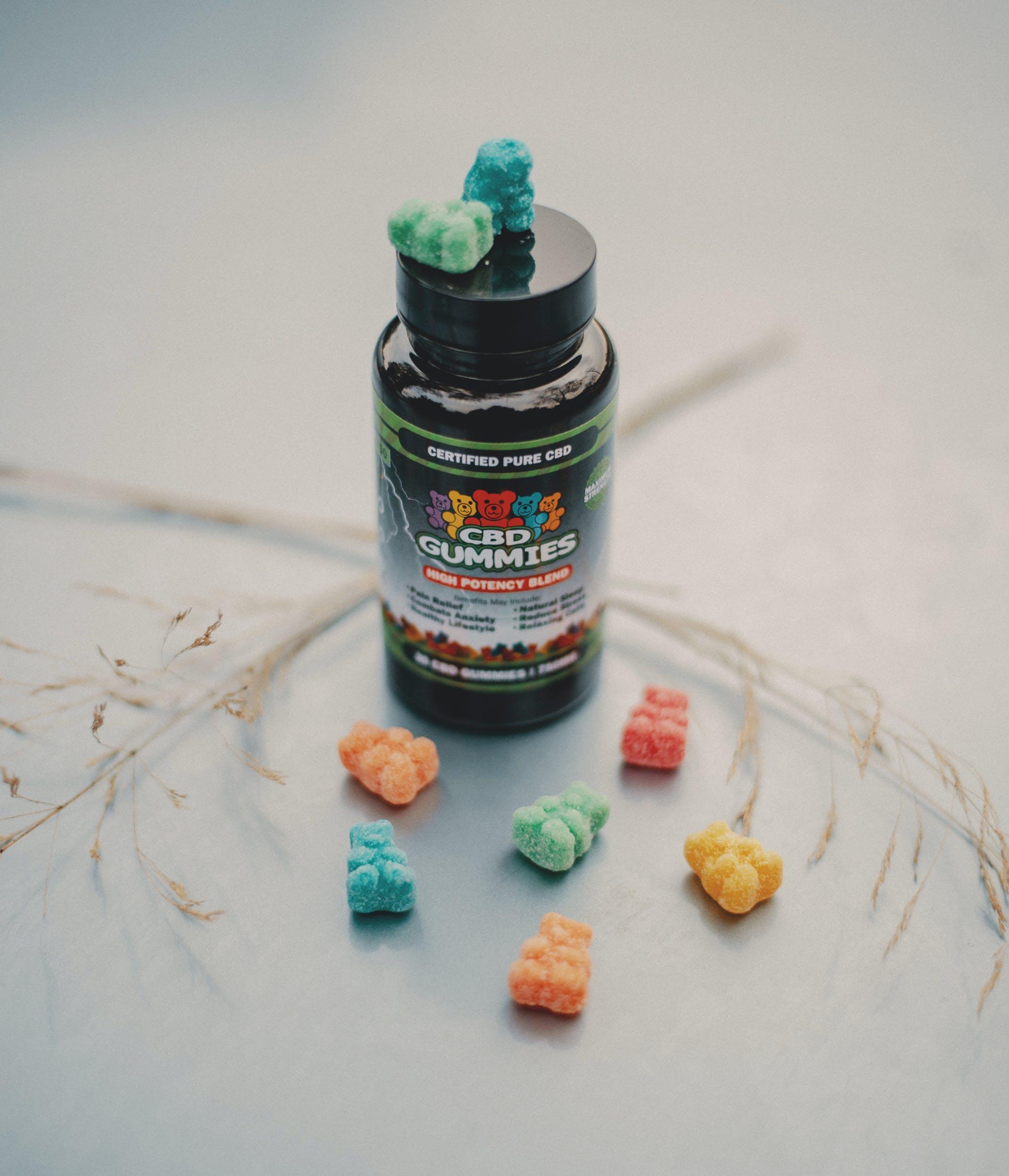 Best CBD Gummies 34 Love Edibles but not THC? Here are the Best CBD Gummies