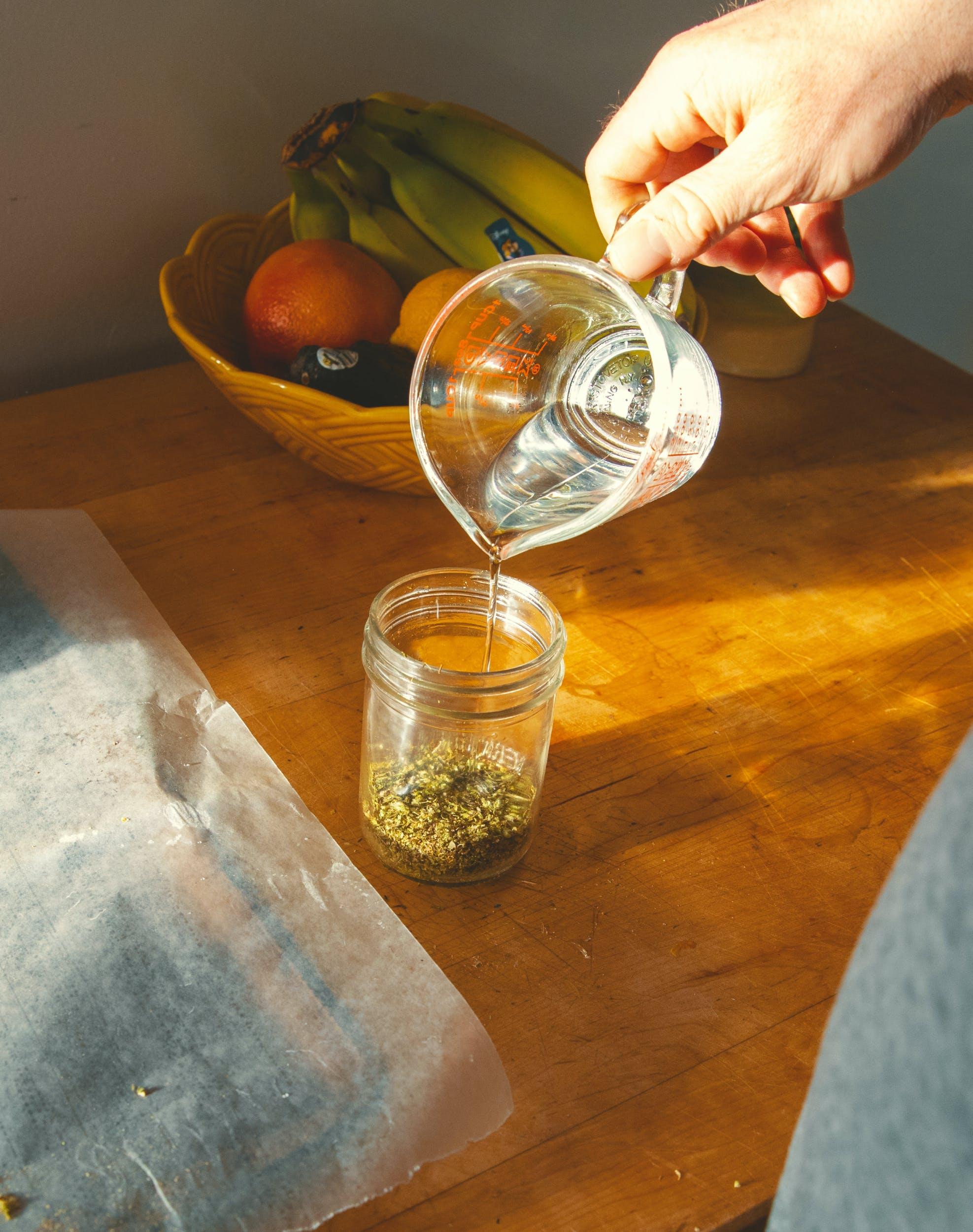 How to Make Cannabis Tincture 105 e1548365432738 Heres How to Make Cannabis Tincture in Your Own Kitchen