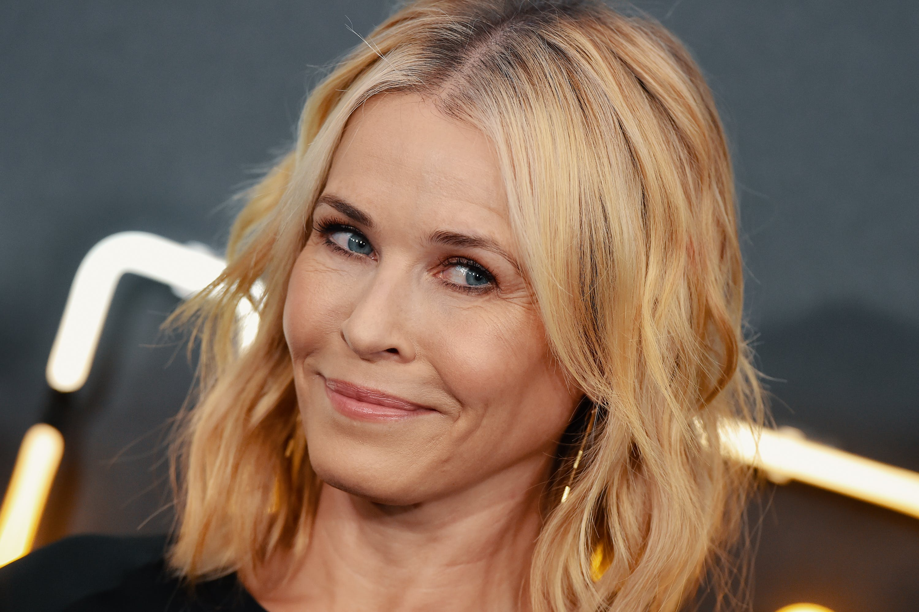 Chelsea Handler is trying to find a strain that eliminates the munchies for women.