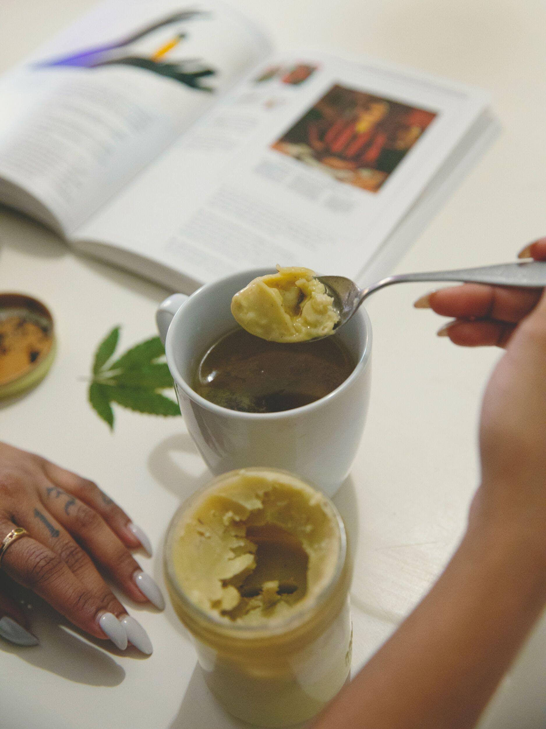 How to make cannabis tea How to Make Weed Tea